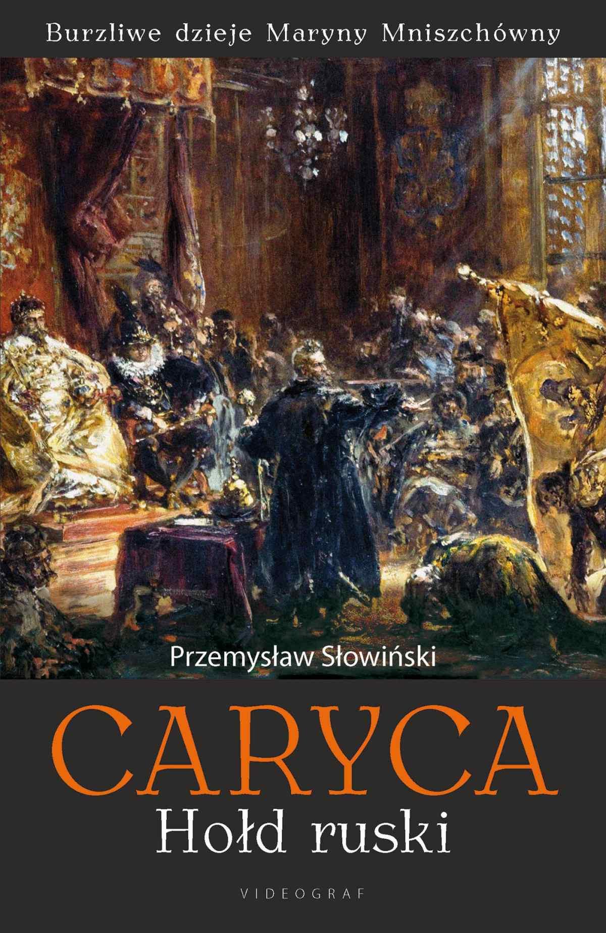 Caryca. Hołd ruski - Ebook (Książka EPUB) do pobrania w formacie EPUB