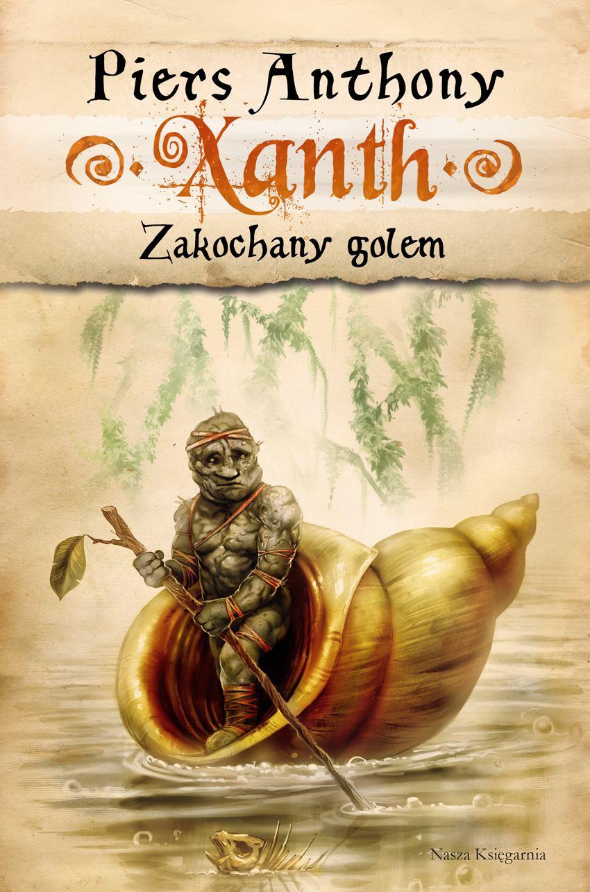 Xanth 9. Zakochany golem - Ebook (Książka EPUB) do pobrania w formacie EPUB