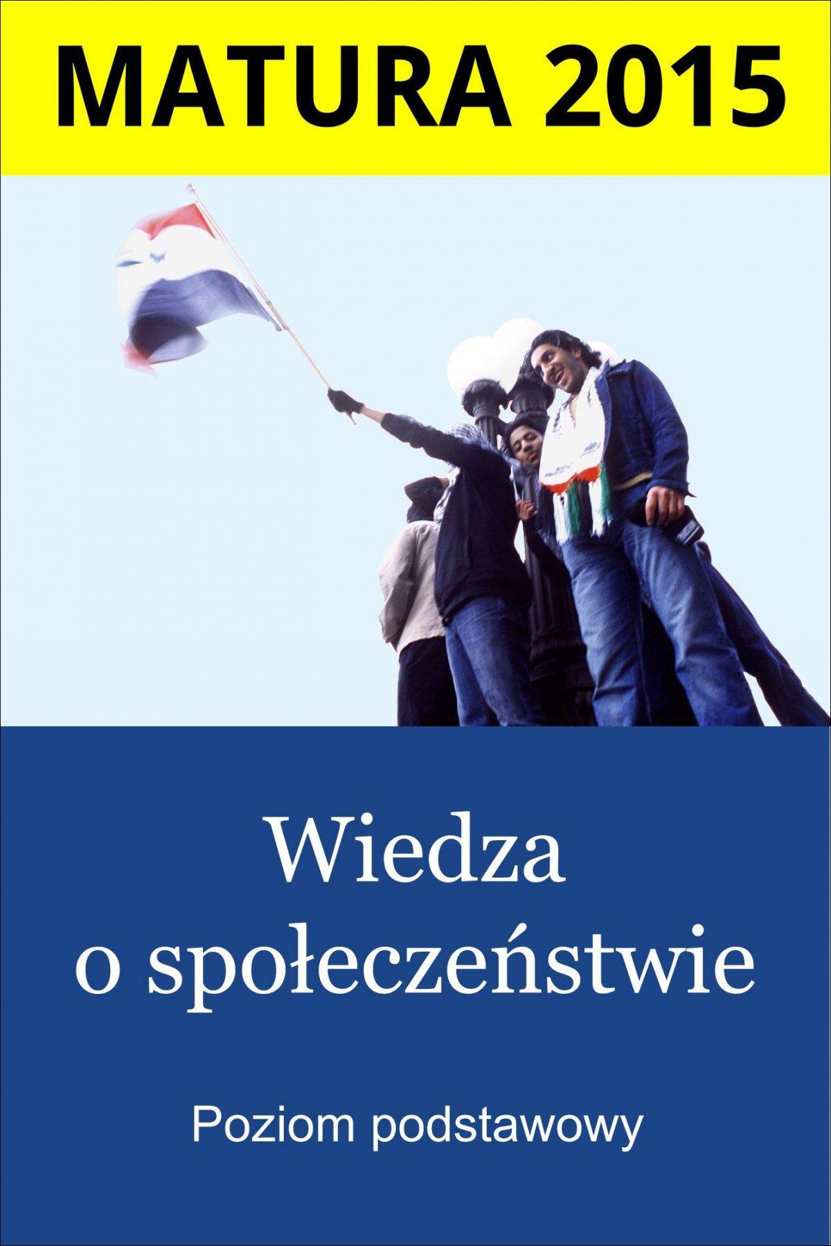 Matura. Wiedza o społeczeństwie. Poziom podstawowy - Ebook (Książka na Kindle) do pobrania w formacie MOBI