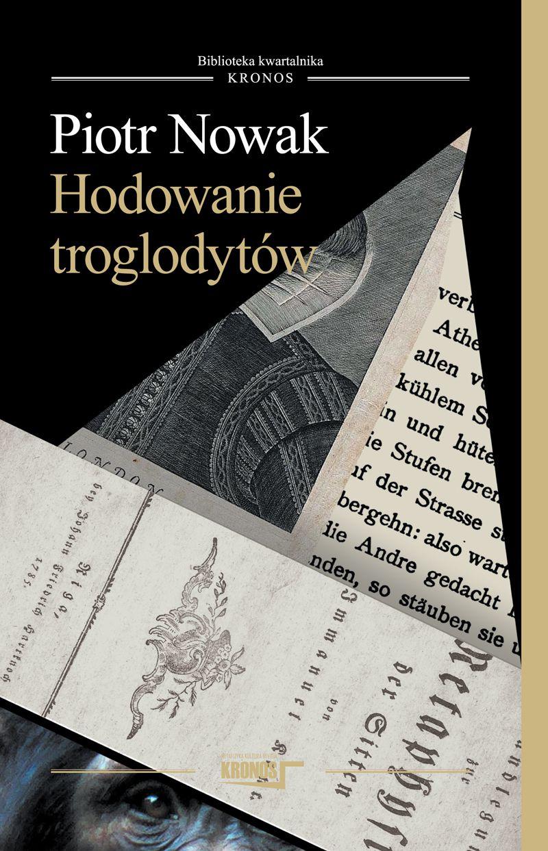 Hodowanie troglodytów - Ebook (Książka na Kindle) do pobrania w formacie MOBI
