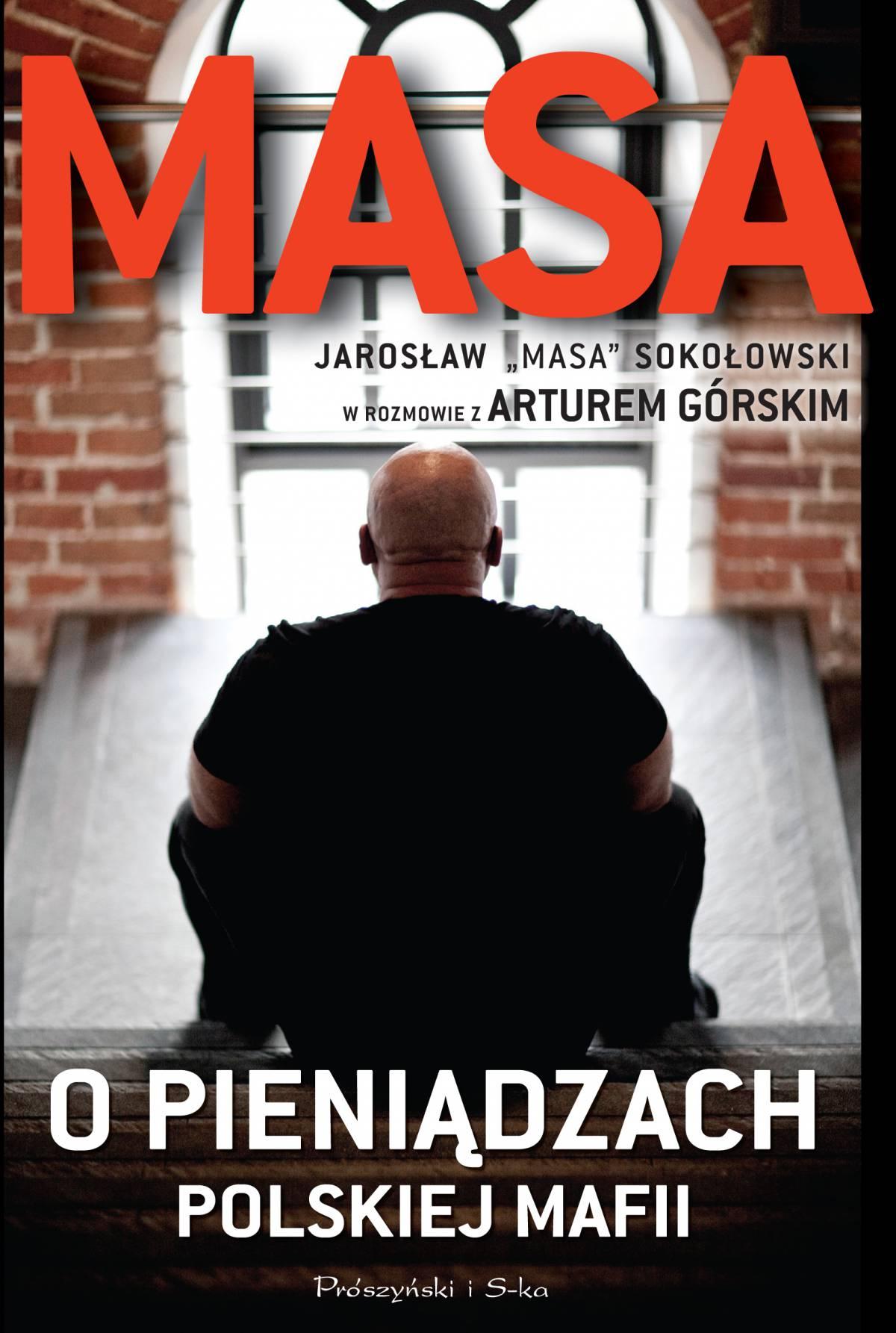 Masa o pieniądzach polskiej mafii - Ebook (Książka EPUB) do pobrania w formacie EPUB