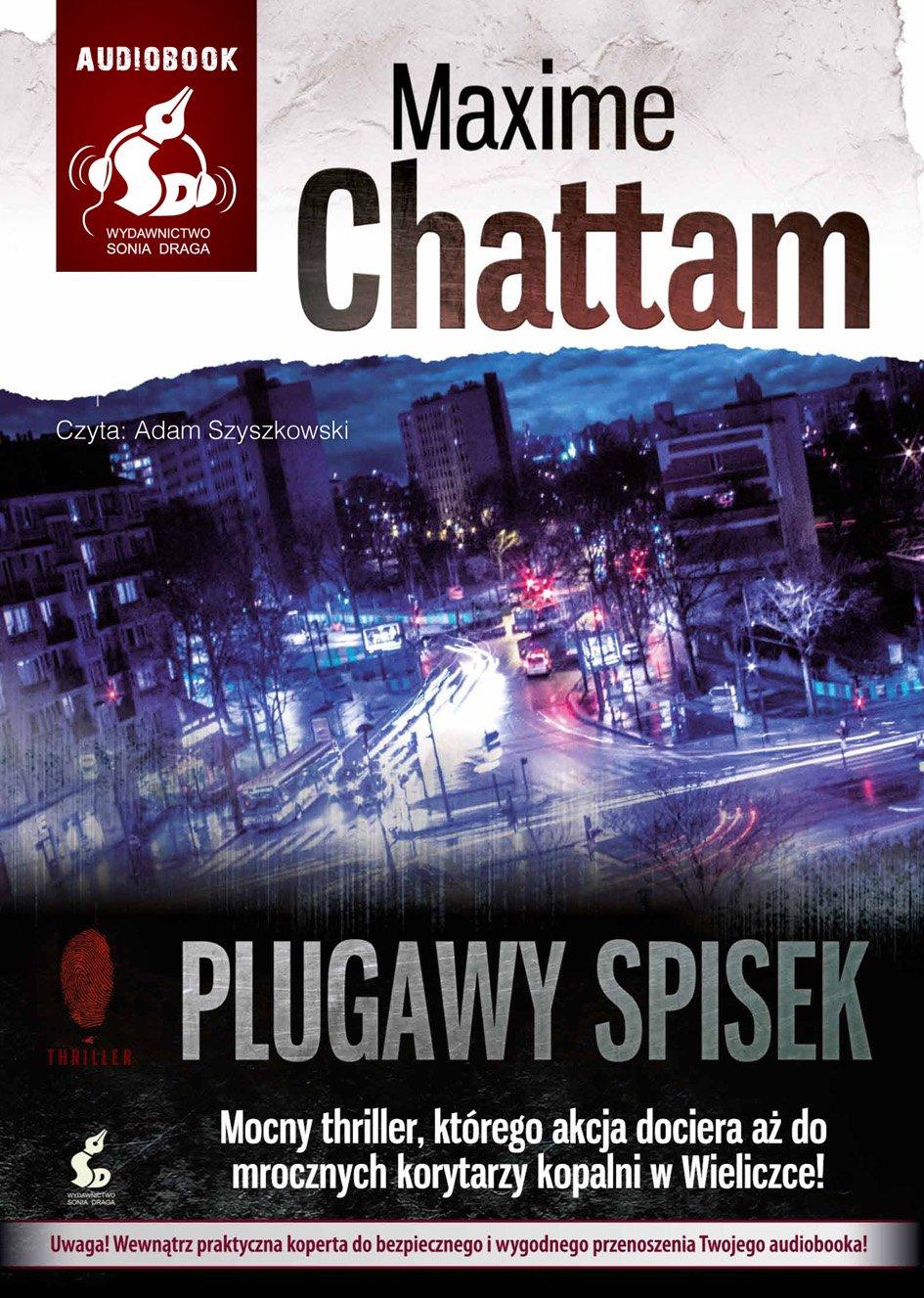 Plugawy spisek - Audiobook (Książka audio MP3) do pobrania w całości w archiwum ZIP
