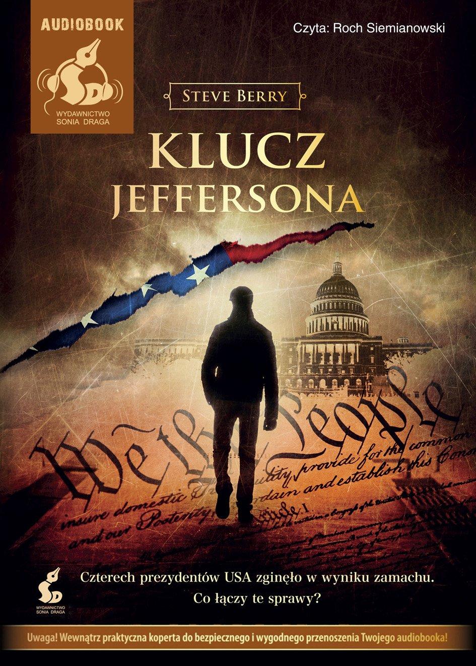 Klucz Jeffersona - Audiobook (Książka audio MP3) do pobrania w całości w archiwum ZIP