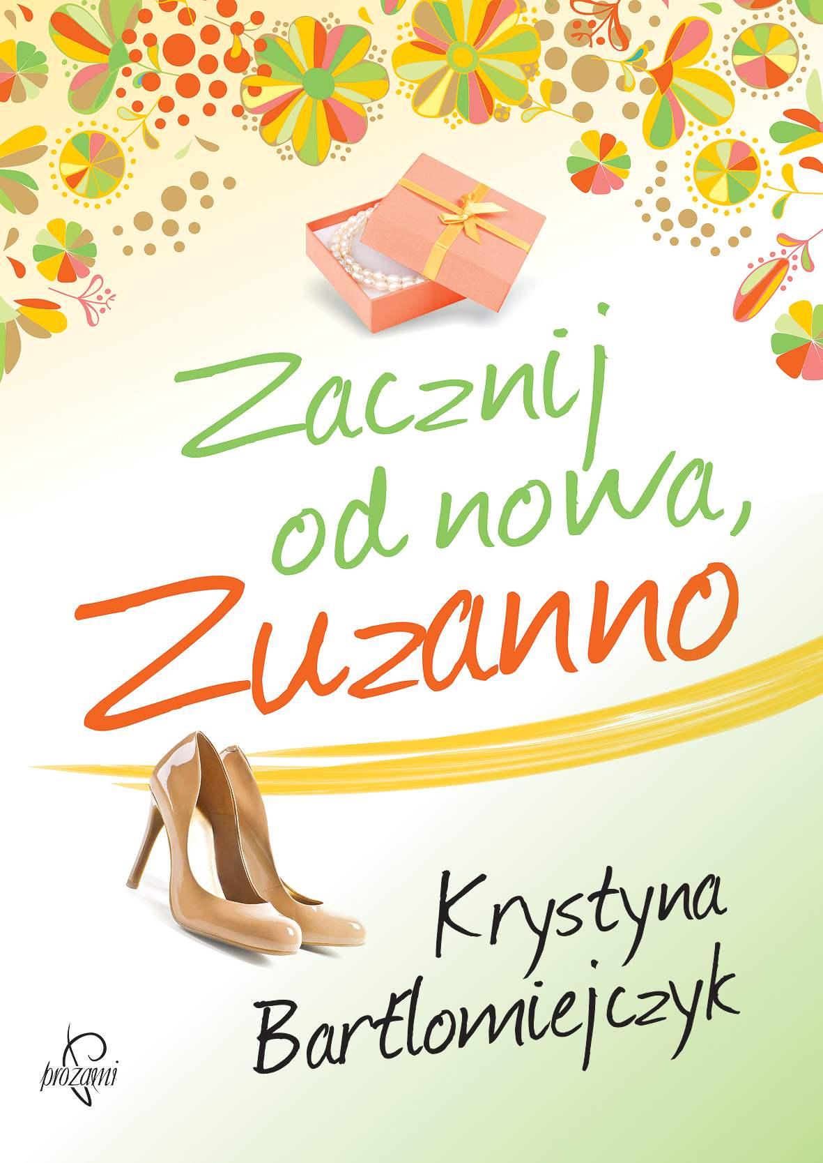 Zacznij od nowa, Zuzanno - Ebook (Książka EPUB) do pobrania w formacie EPUB