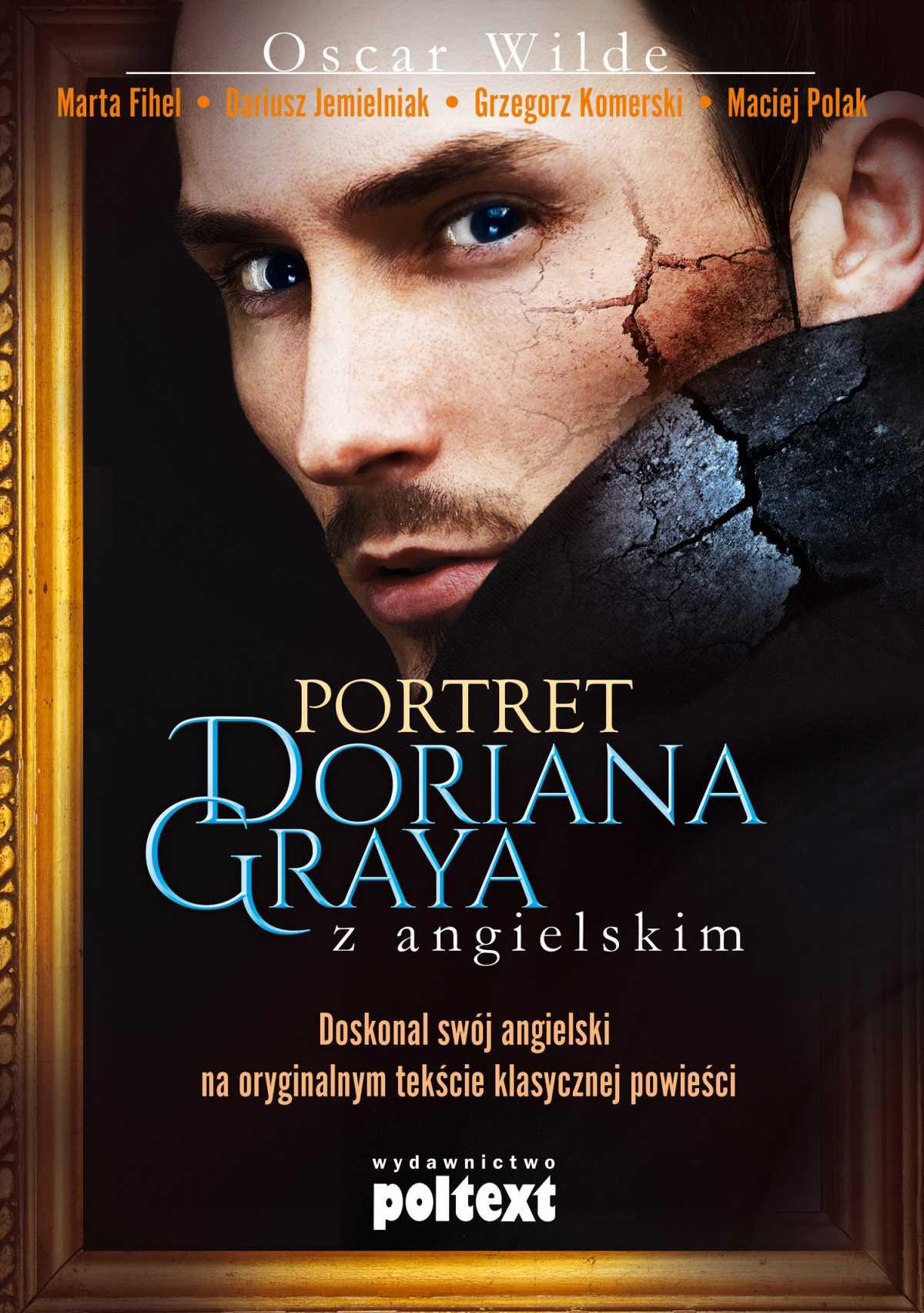 Portret Doriana Greya z angielskim - Ebook (Książka na Kindle) do pobrania w formacie MOBI