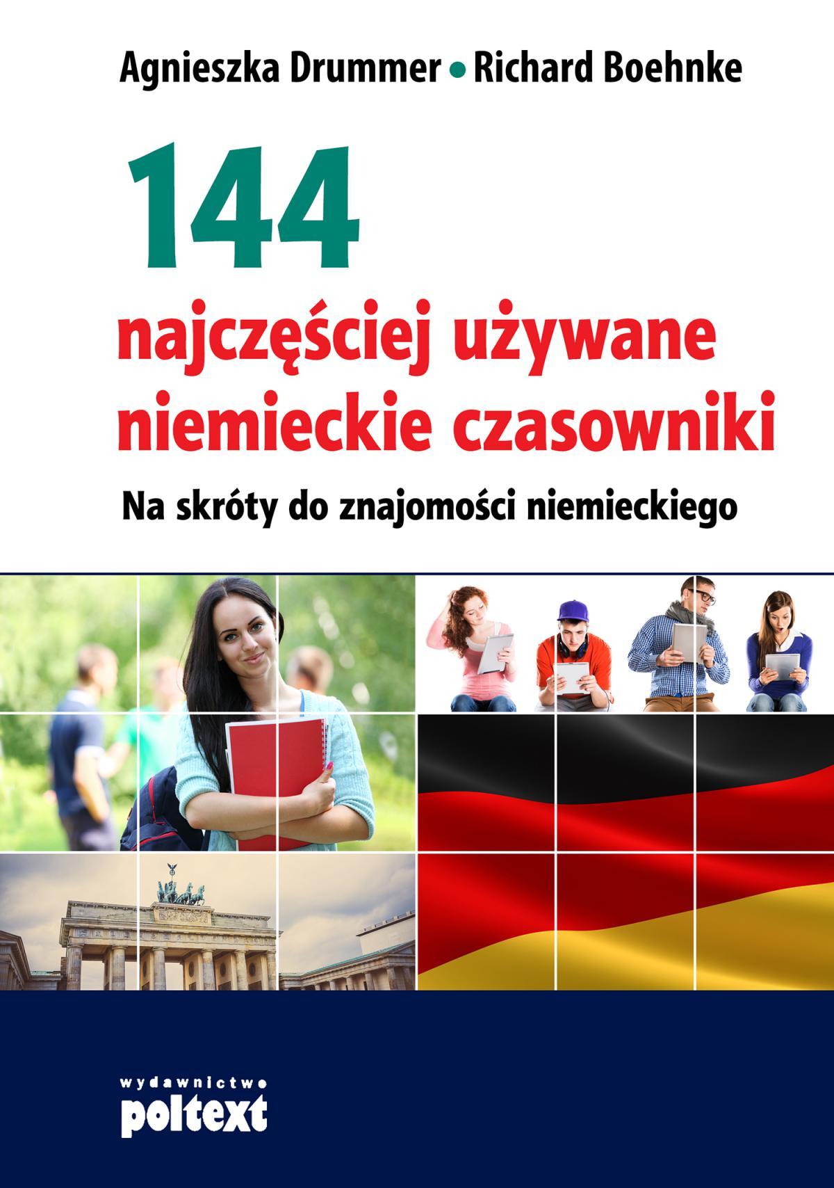 144 najczęściej używane niemieckie czasowniki - Ebook (Książka na Kindle) do pobrania w formacie MOBI