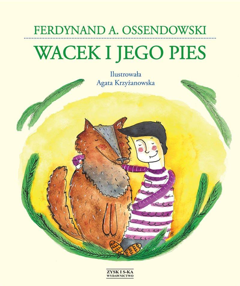 Wacek i jego pies - Ebook (Książka EPUB) do pobrania w formacie EPUB