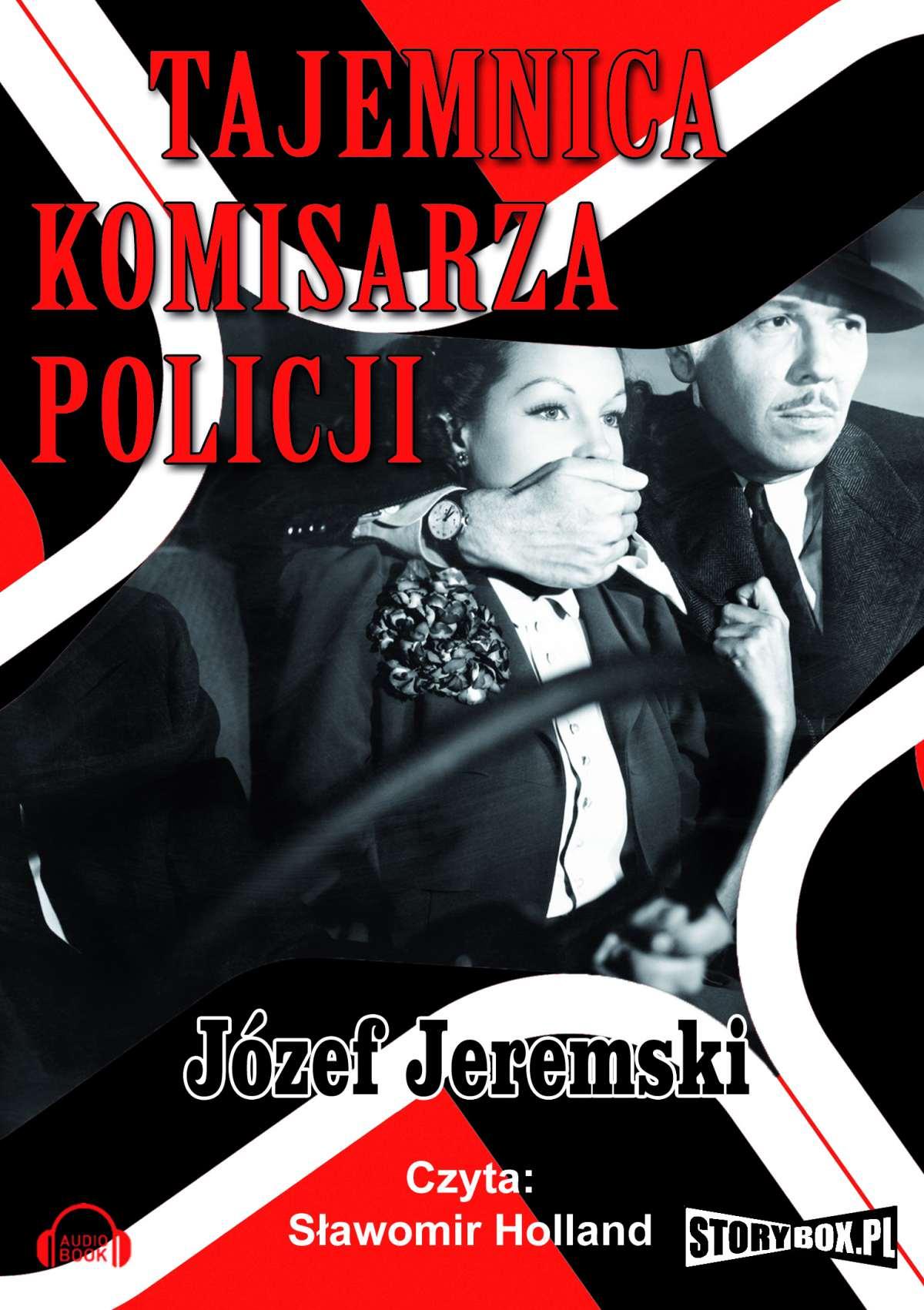 Tajemnica komisarza policji - Audiobook (Książka audio MP3) do pobrania w całości w archiwum ZIP