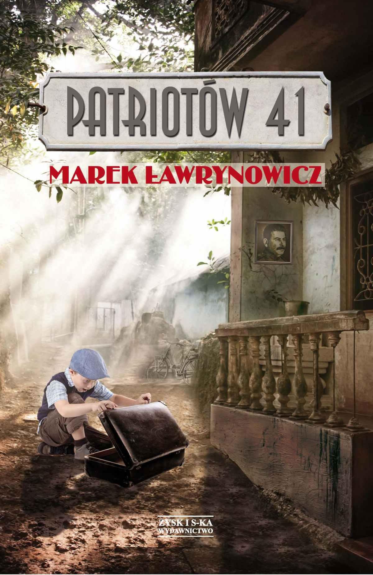Patriotów 41 - Ebook (Książka EPUB) do pobrania w formacie EPUB