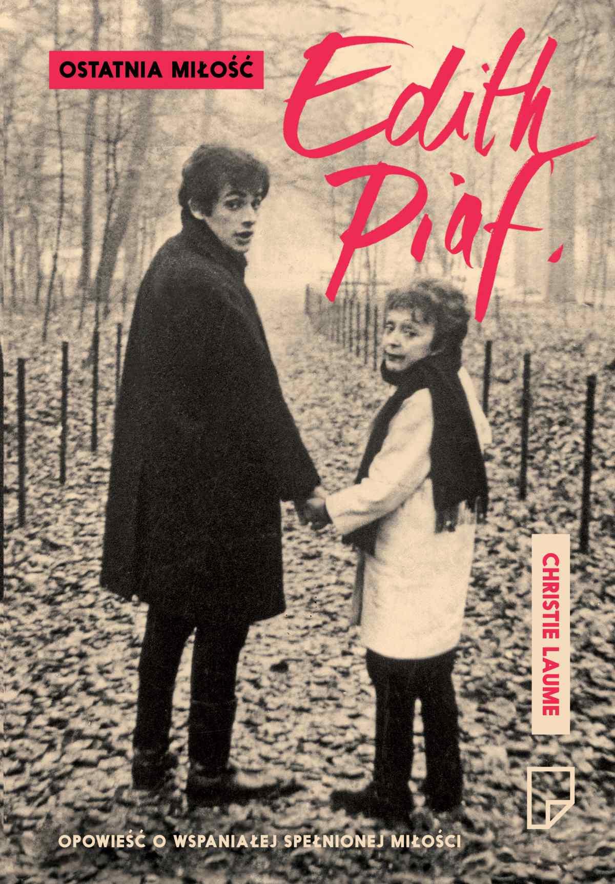Ostatnia miłość Edith Piaf - Ebook (Książka EPUB) do pobrania w formacie EPUB