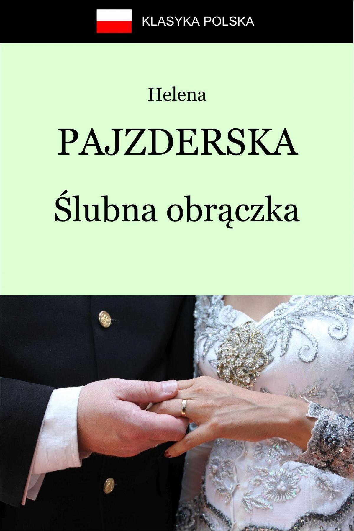 Ślubna obrączka - Ebook (Książka EPUB) do pobrania w formacie EPUB