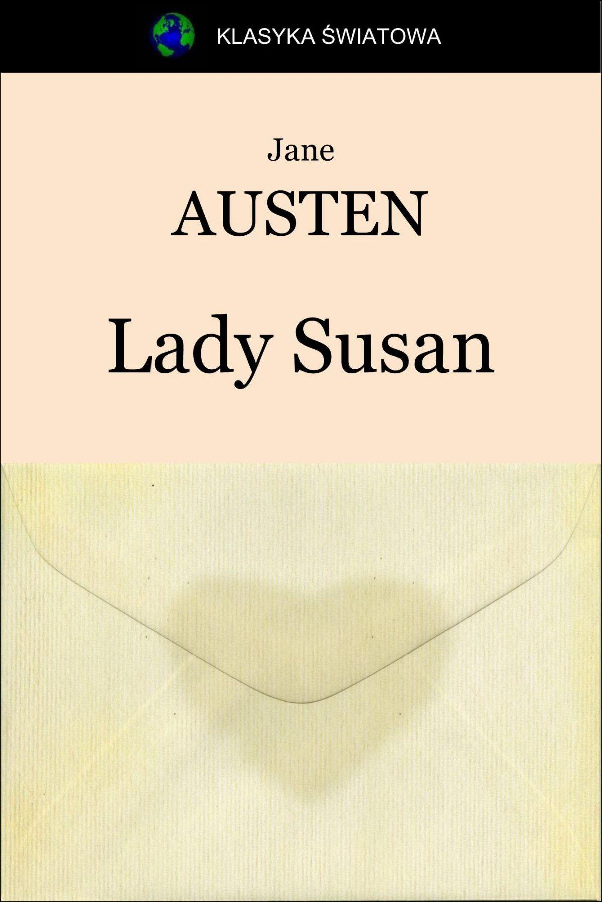 Lady Susan - Ebook (Książka EPUB) do pobrania w formacie EPUB