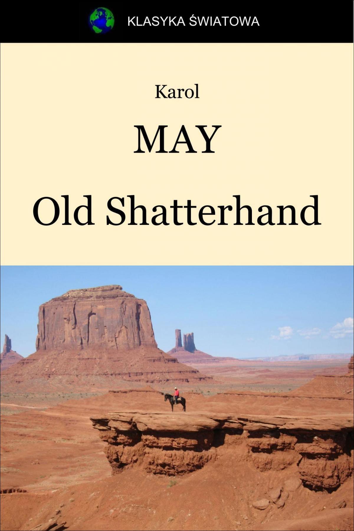 Old Shatterhand - Ebook (Książka na Kindle) do pobrania w formacie MOBI