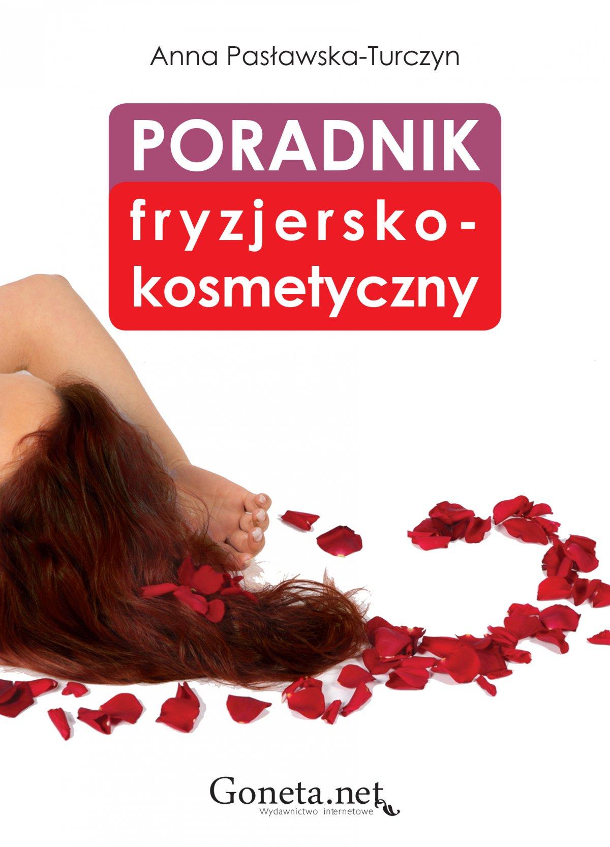 Poradnik fryzjersko-kosmetyczny - Ebook (Książka na Kindle) do pobrania w formacie MOBI