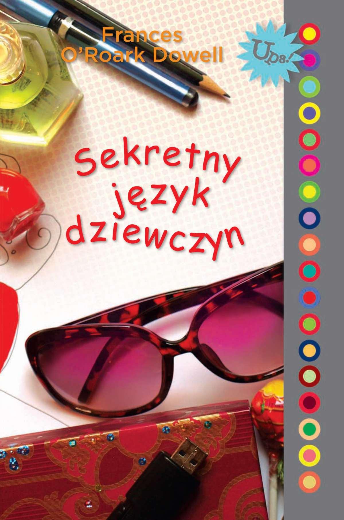 Sekretny język dziewczyn - Ebook (Książka EPUB) do pobrania w formacie EPUB