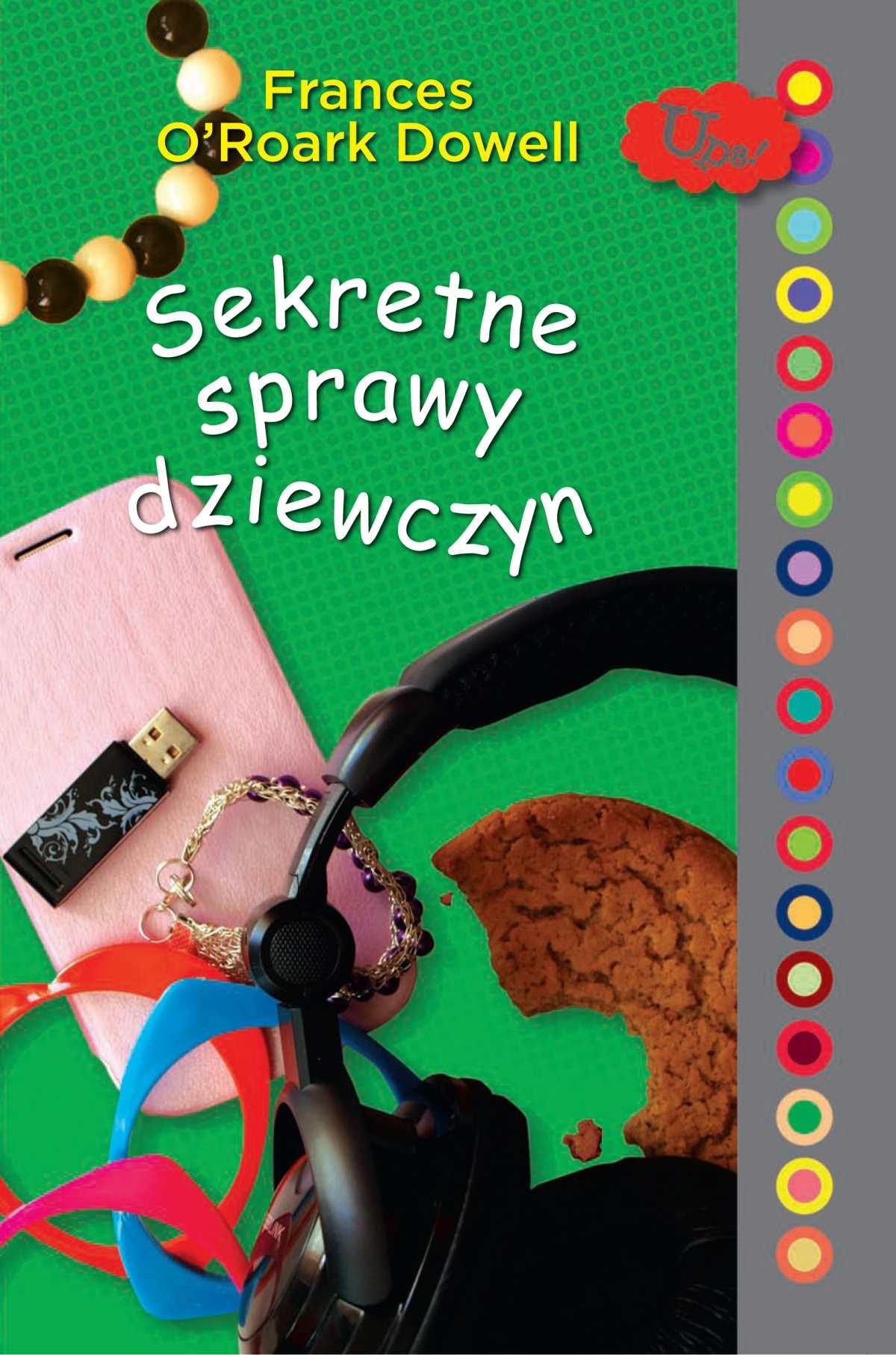 Sekretne sprawy dziewczyn - Ebook (Książka EPUB) do pobrania w formacie EPUB