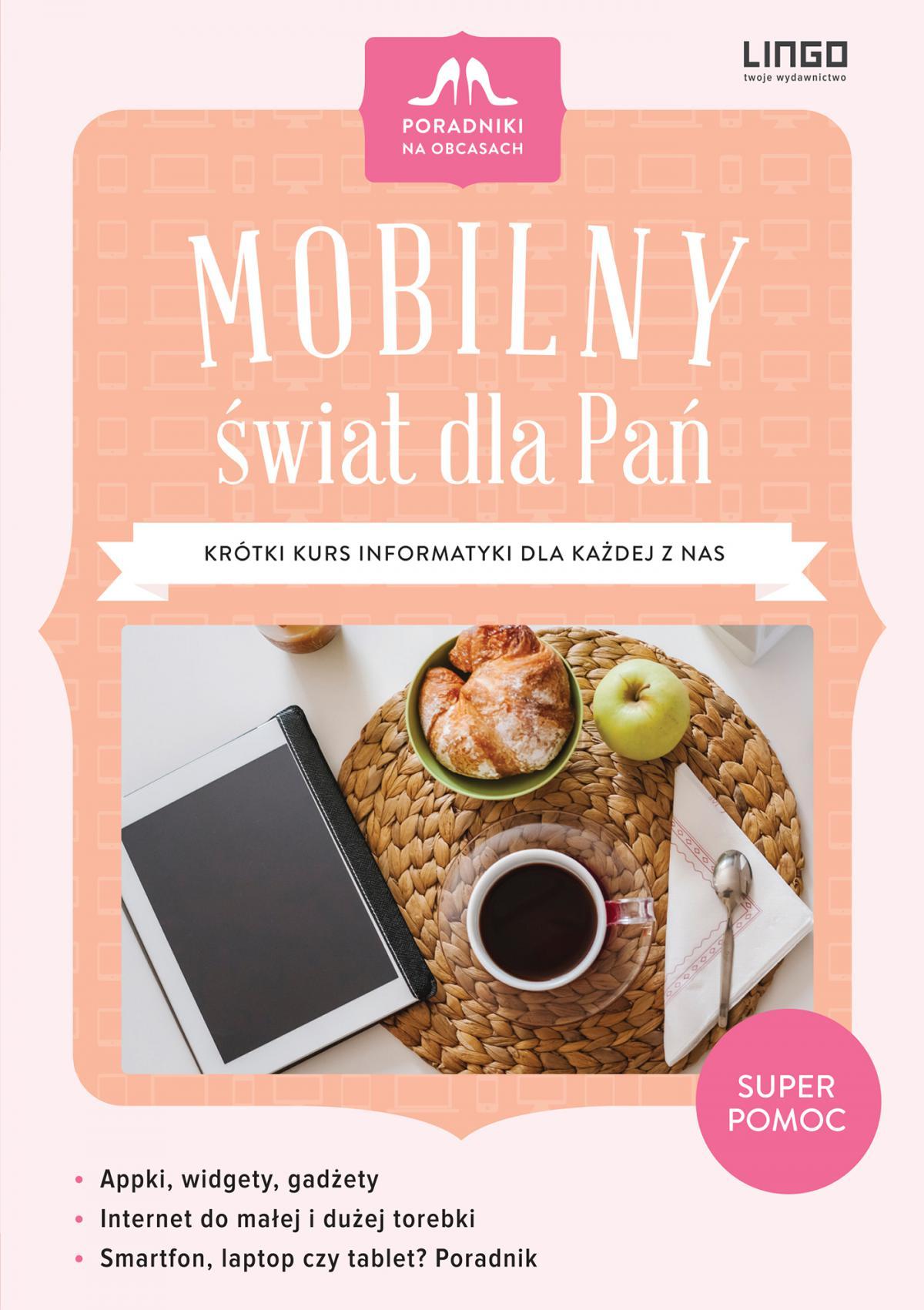 Mobilny świat dla Pań - Ebook (Książka EPUB) do pobrania w formacie EPUB