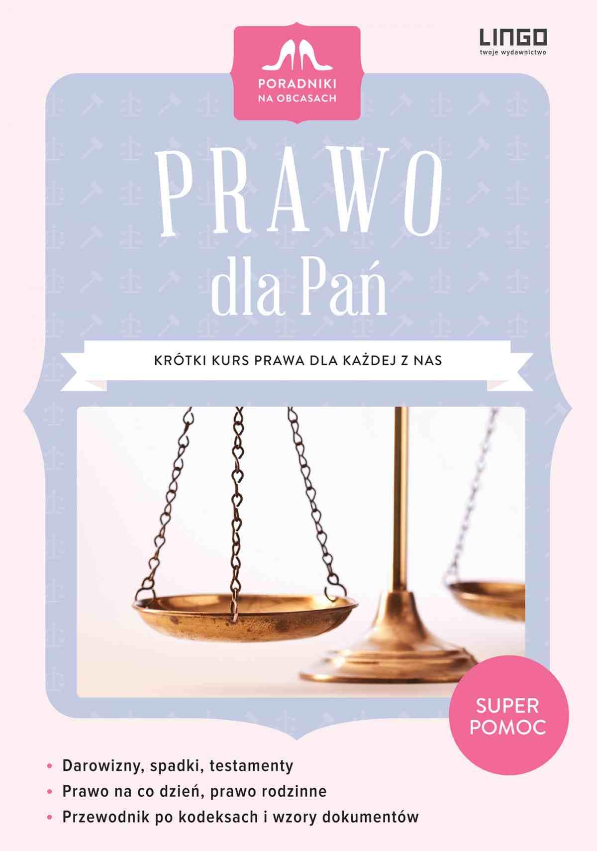 Prawo dla Pań - Ebook (Książka na Kindle) do pobrania w formacie MOBI