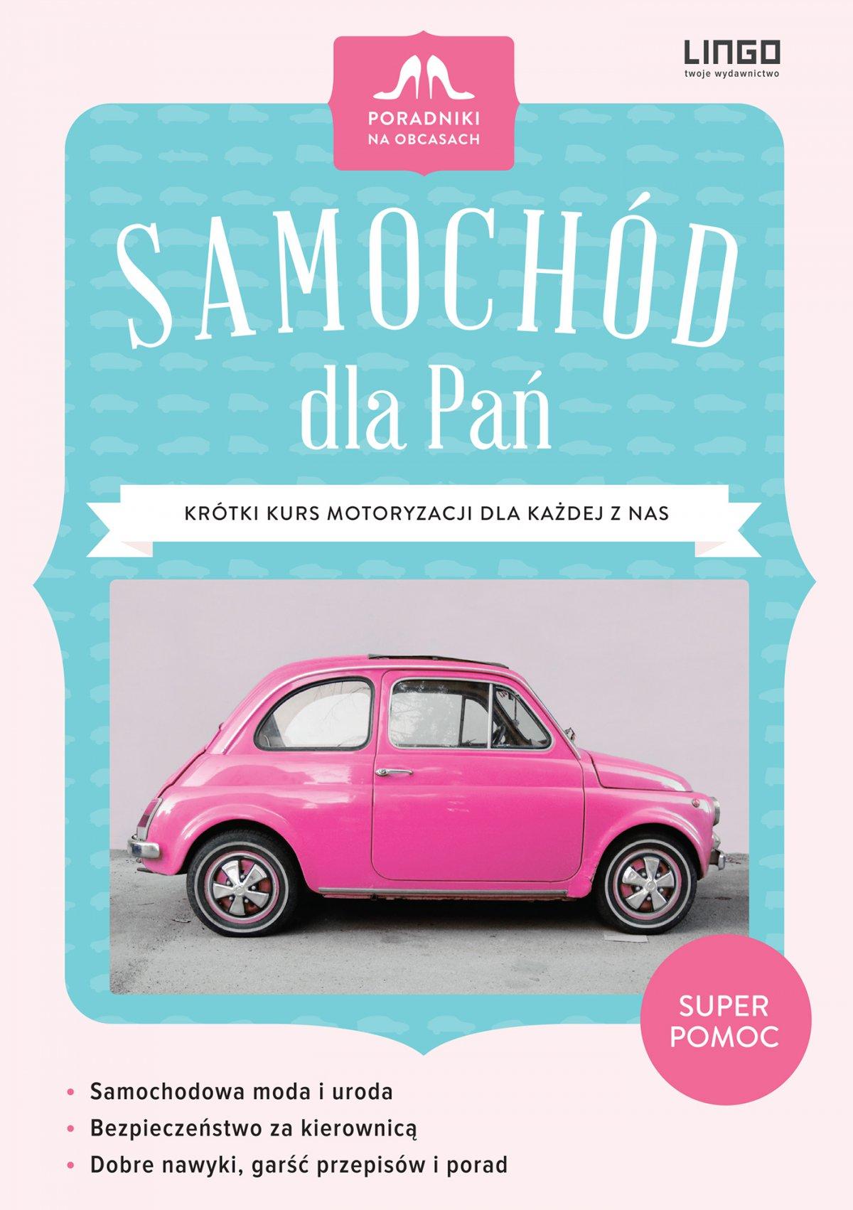 Samochód dla Pań - Ebook (Książka na Kindle) do pobrania w formacie MOBI