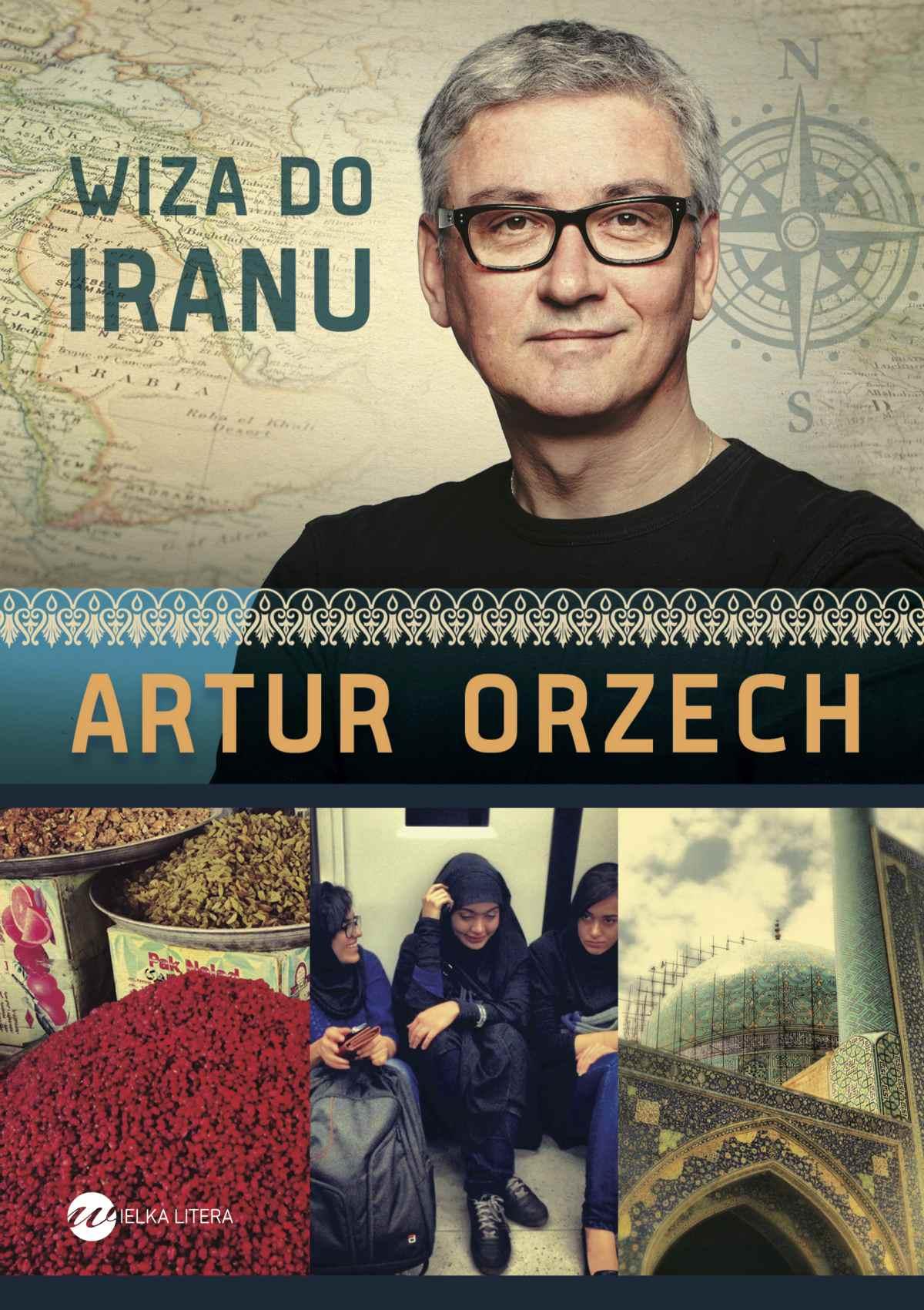Wiza do Iranu - Ebook (Książka na Kindle) do pobrania w formacie MOBI