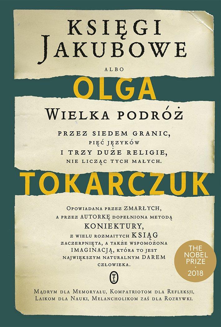 Księgi Jakubowe - Ebook (Książka na Kindle) do pobrania w formacie MOBI