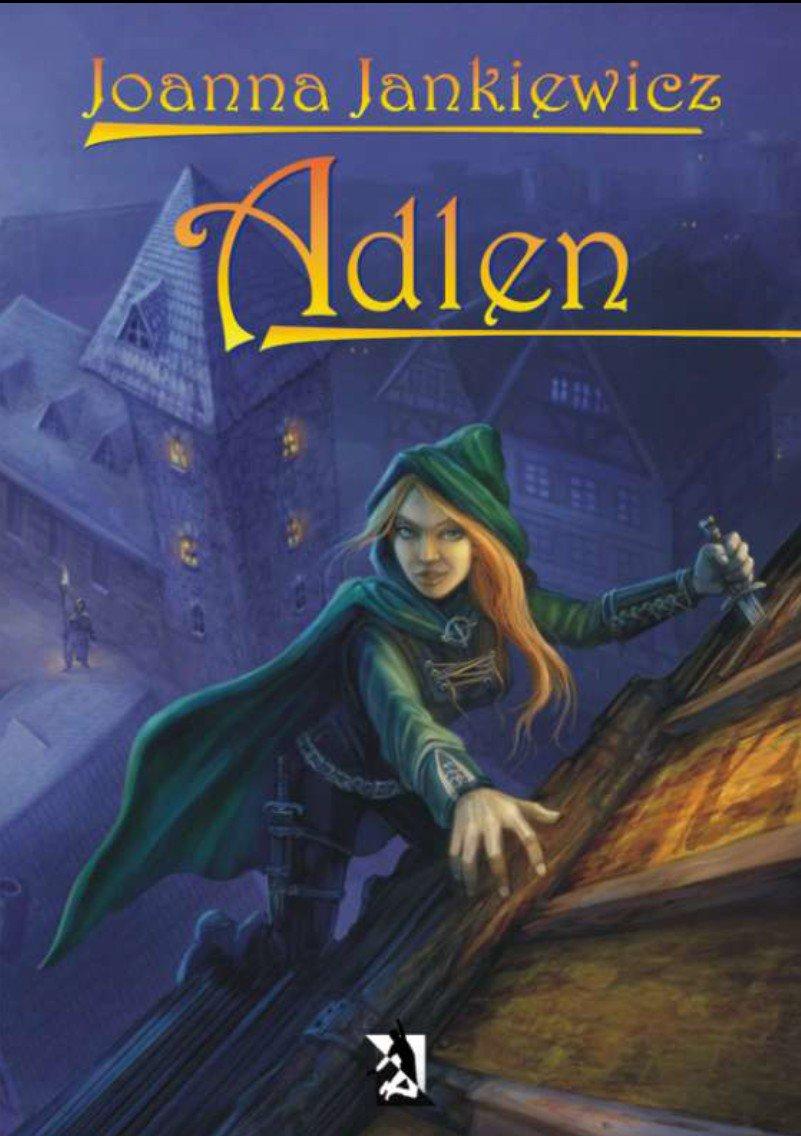 Adlen - Ebook (Książka EPUB) do pobrania w formacie EPUB