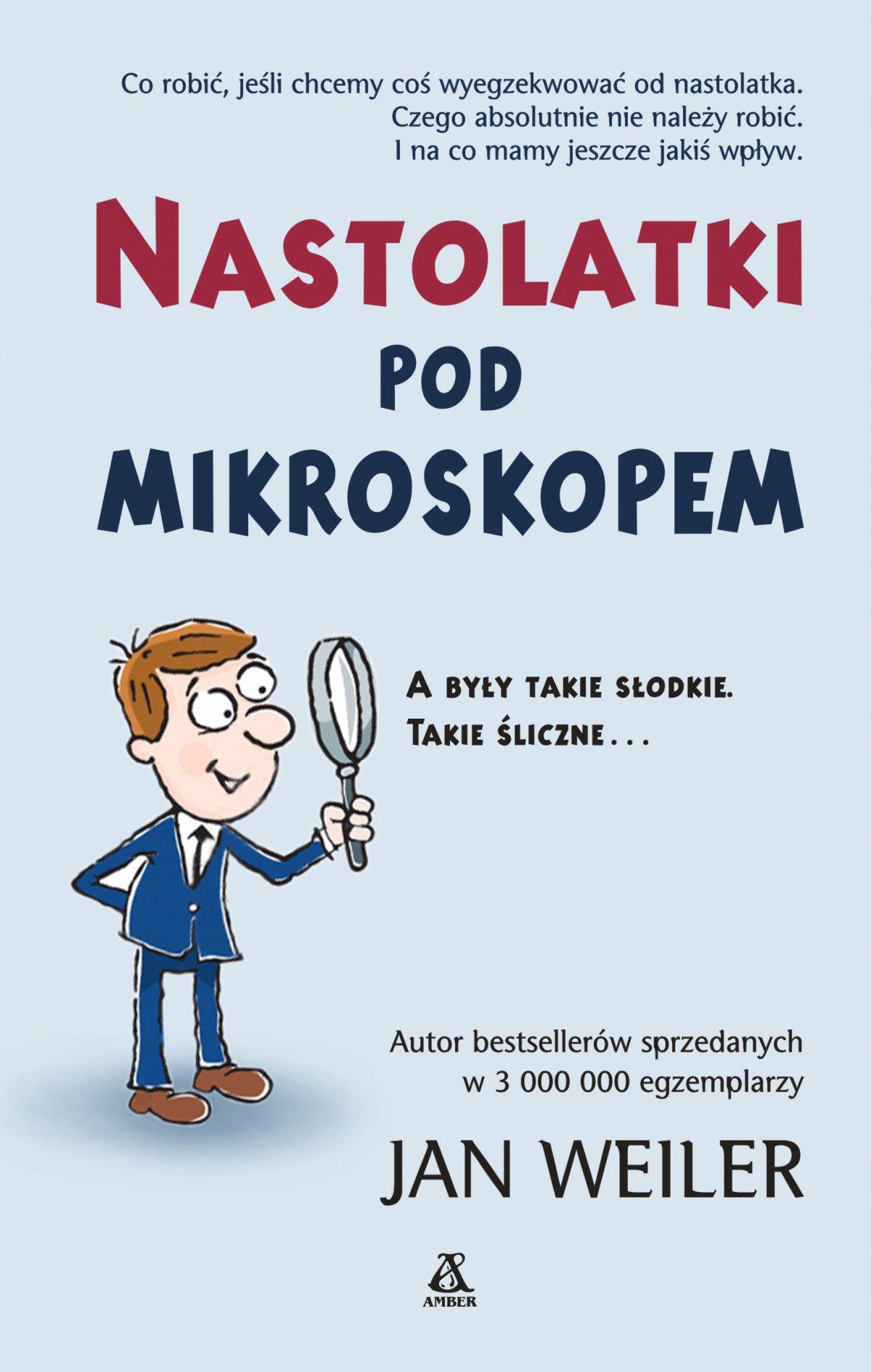 Nastolatki pod mikroskopem - Ebook (Książka EPUB) do pobrania w formacie EPUB
