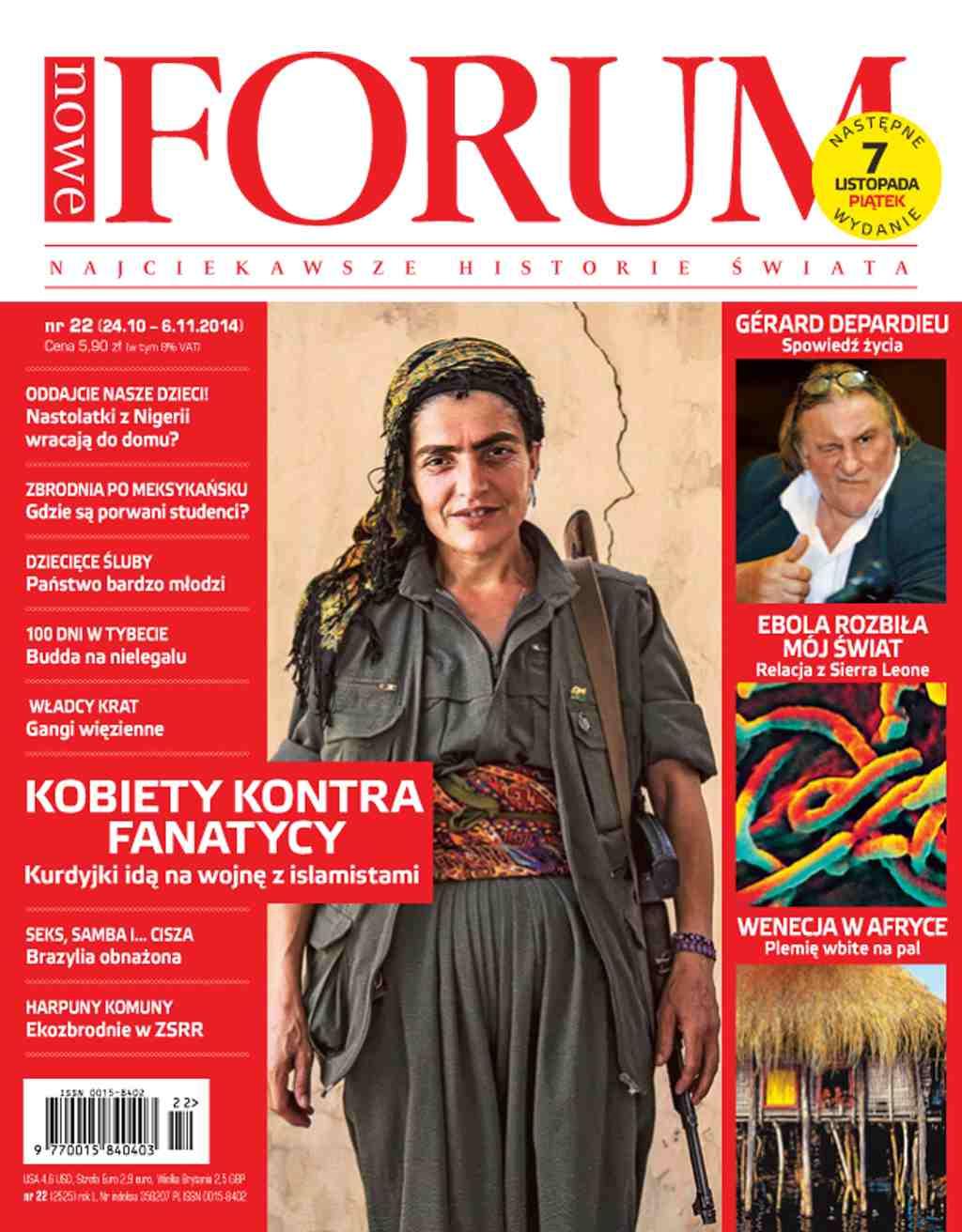 Forum nr 22/2014 - Ebook (Książka PDF) do pobrania w formacie PDF