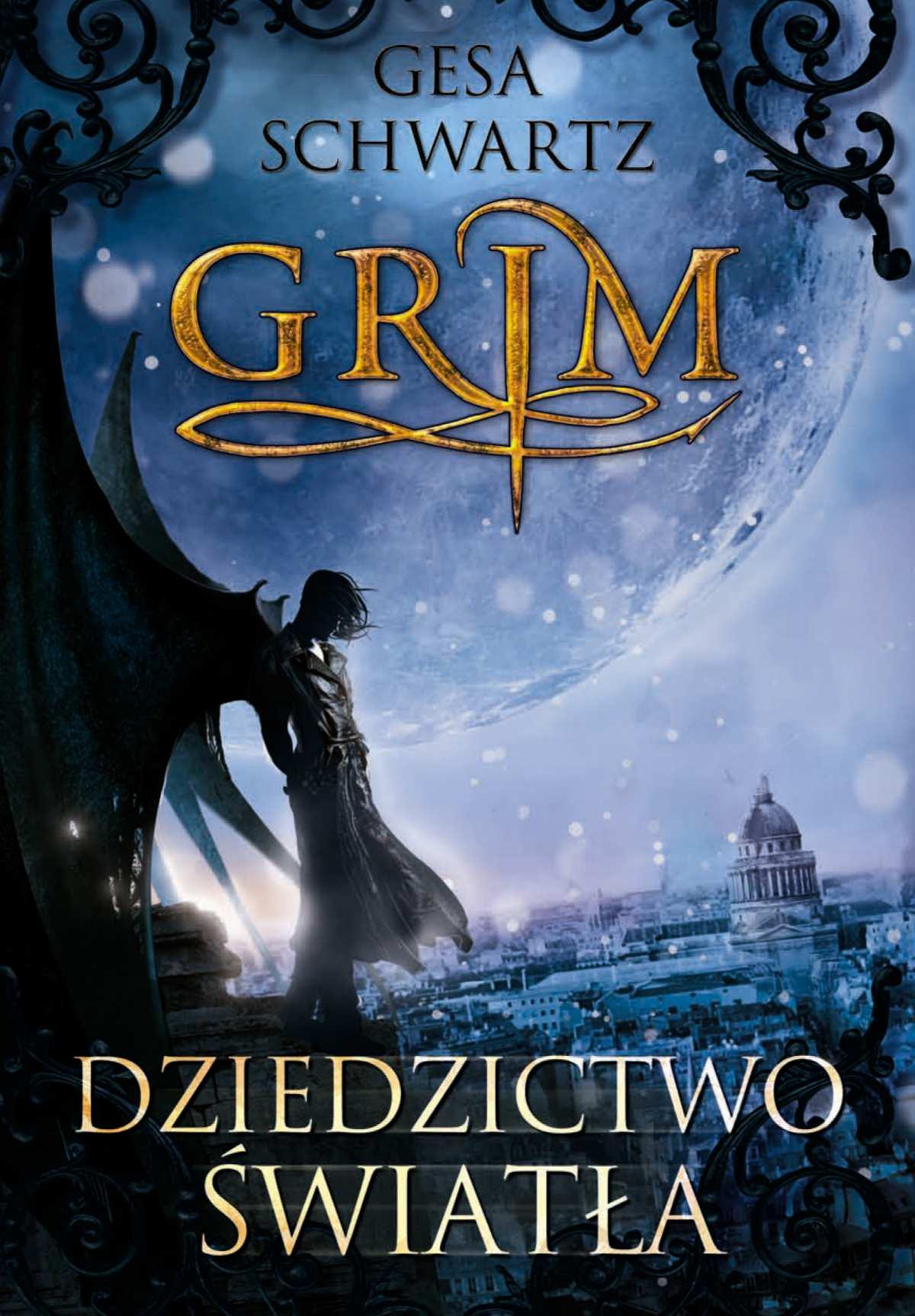 Grimm. Dziedzictwo światła - Ebook (Książka na Kindle) do pobrania w formacie MOBI