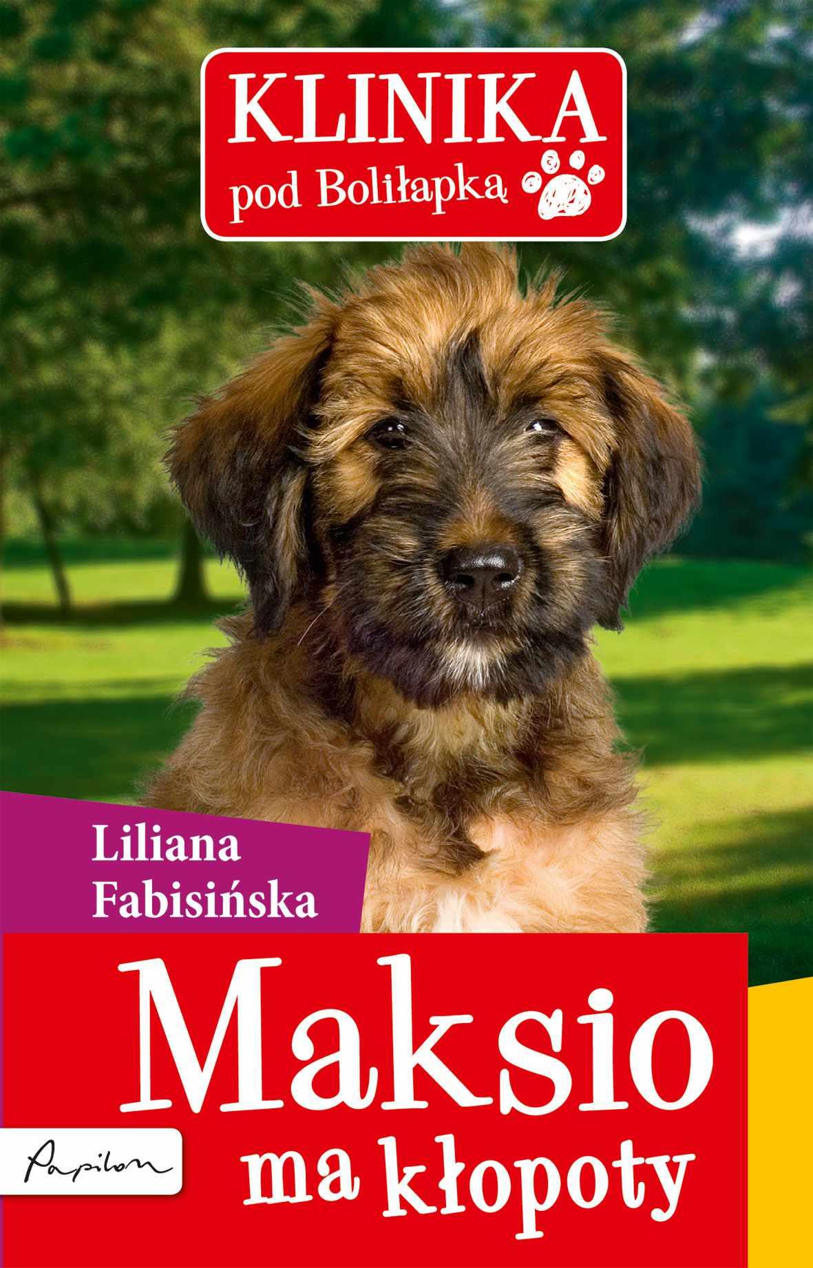 Maksio ma kłopoty - Ebook (Książka na Kindle) do pobrania w formacie MOBI