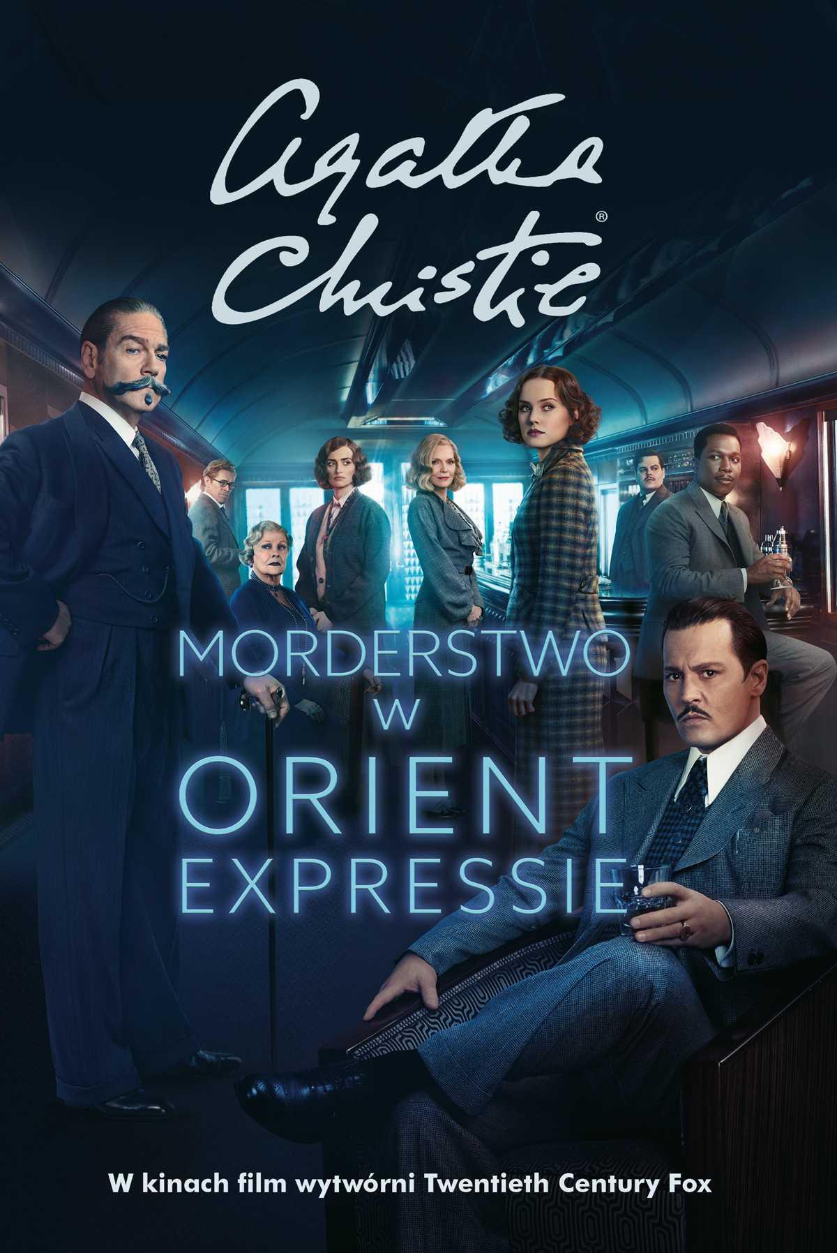 Morderstwo w Orient Expressie - Ebook (Książka EPUB) do pobrania w formacie EPUB