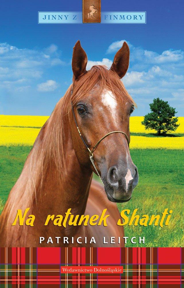 Na ratunek Shanti - Ebook (Książka EPUB) do pobrania w formacie EPUB