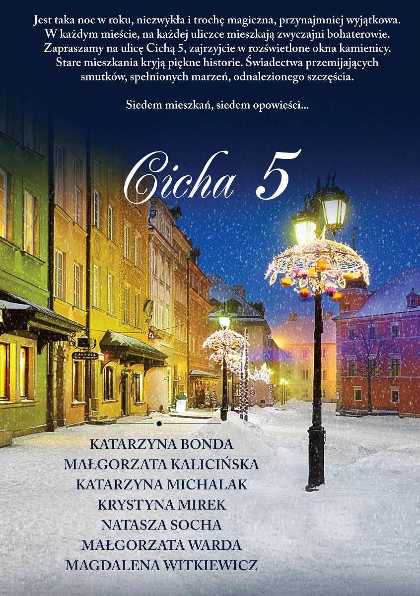 Cicha 5 - Ebook (Książka EPUB) do pobrania w formacie EPUB