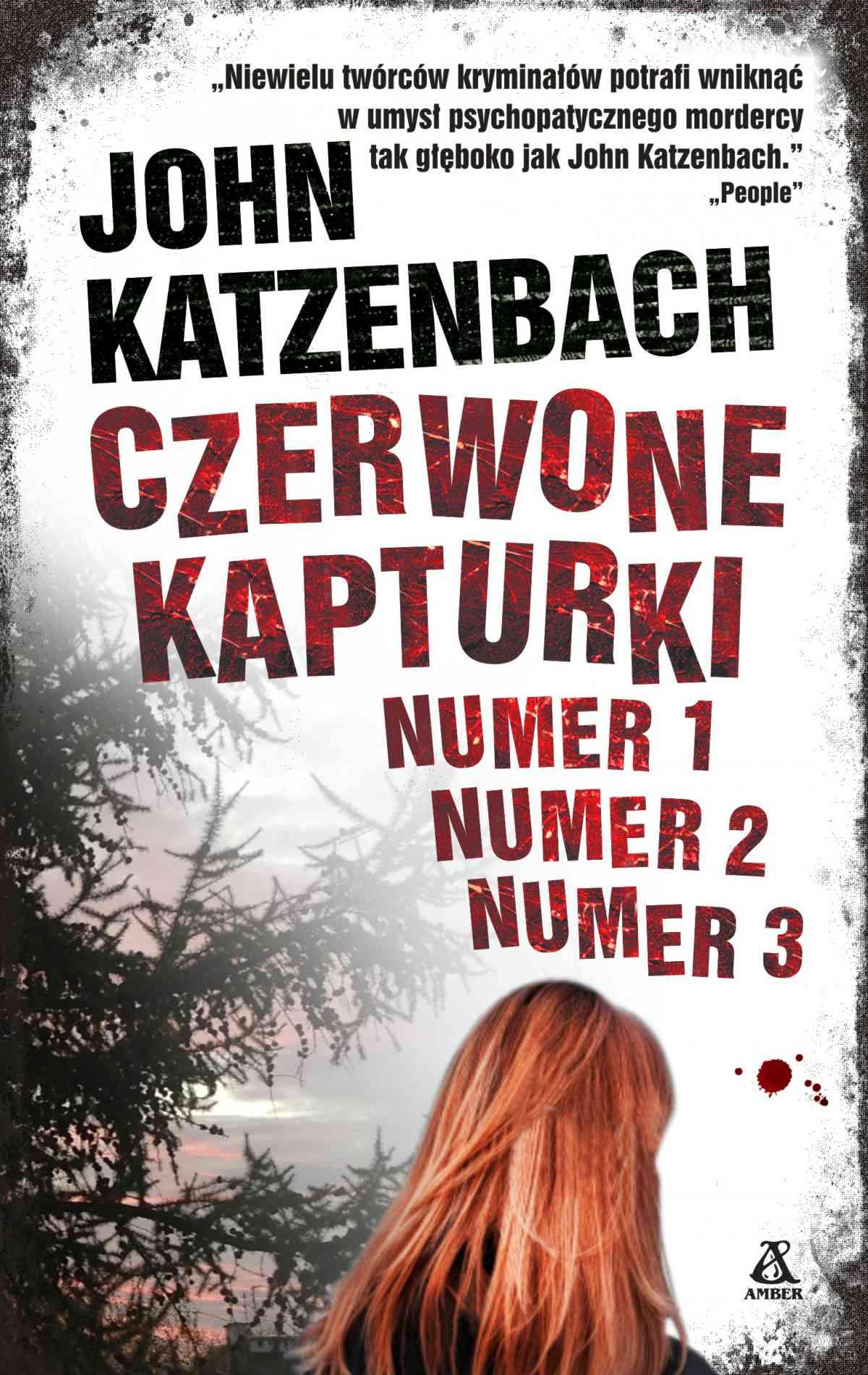 Czerwone kapturki Numer 1, Numer 2, Numer 3 - Ebook (Książka EPUB) do pobrania w formacie EPUB