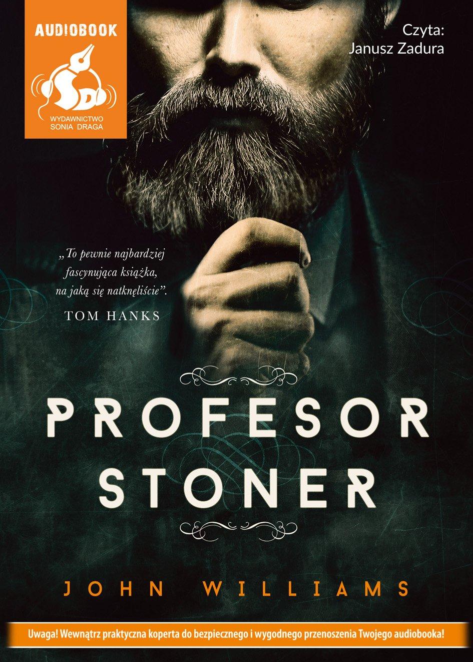 Profesor Stoner - Audiobook (Książka audio MP3) do pobrania w całości w archiwum ZIP