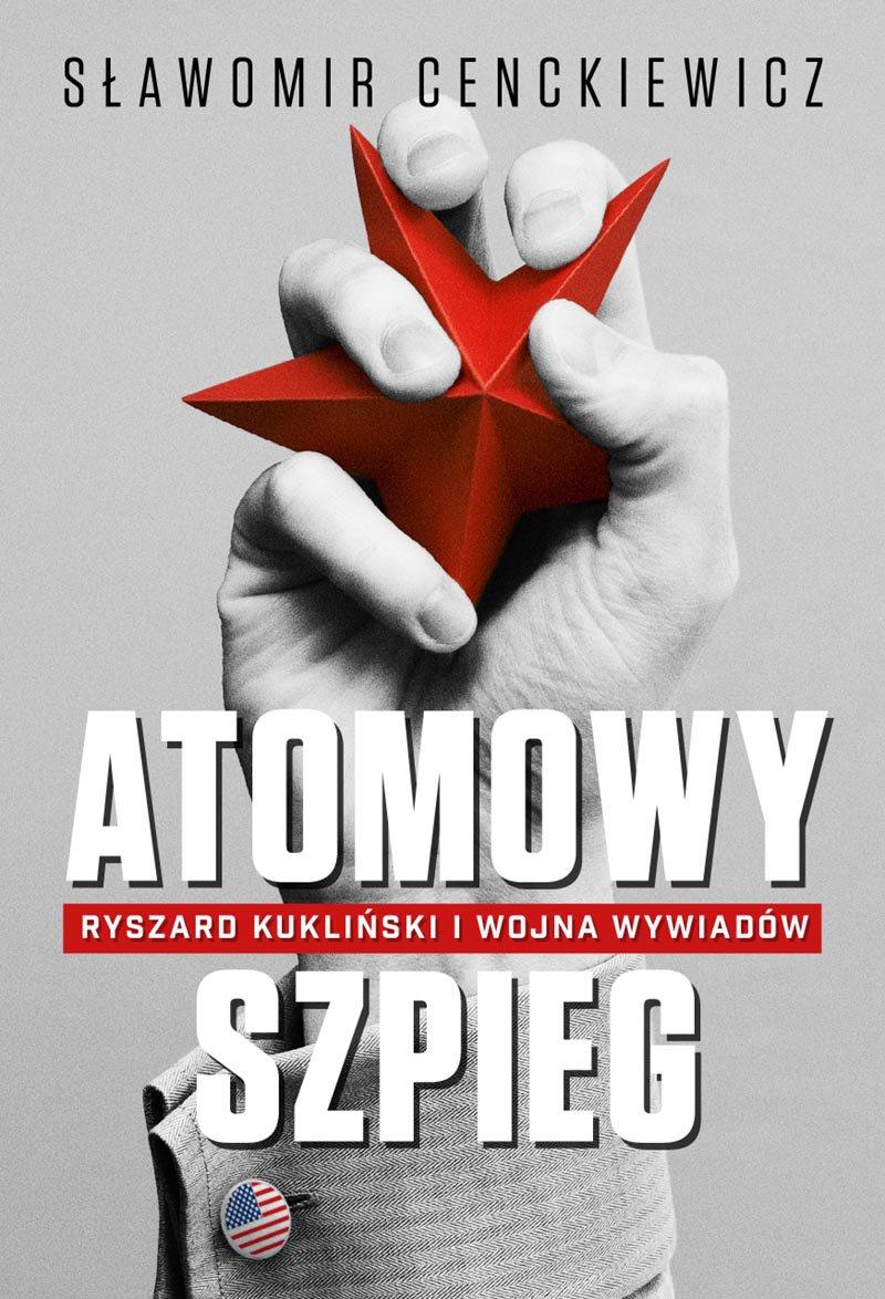 Atomowy szpieg - Ebook (Książka EPUB) do pobrania w formacie EPUB