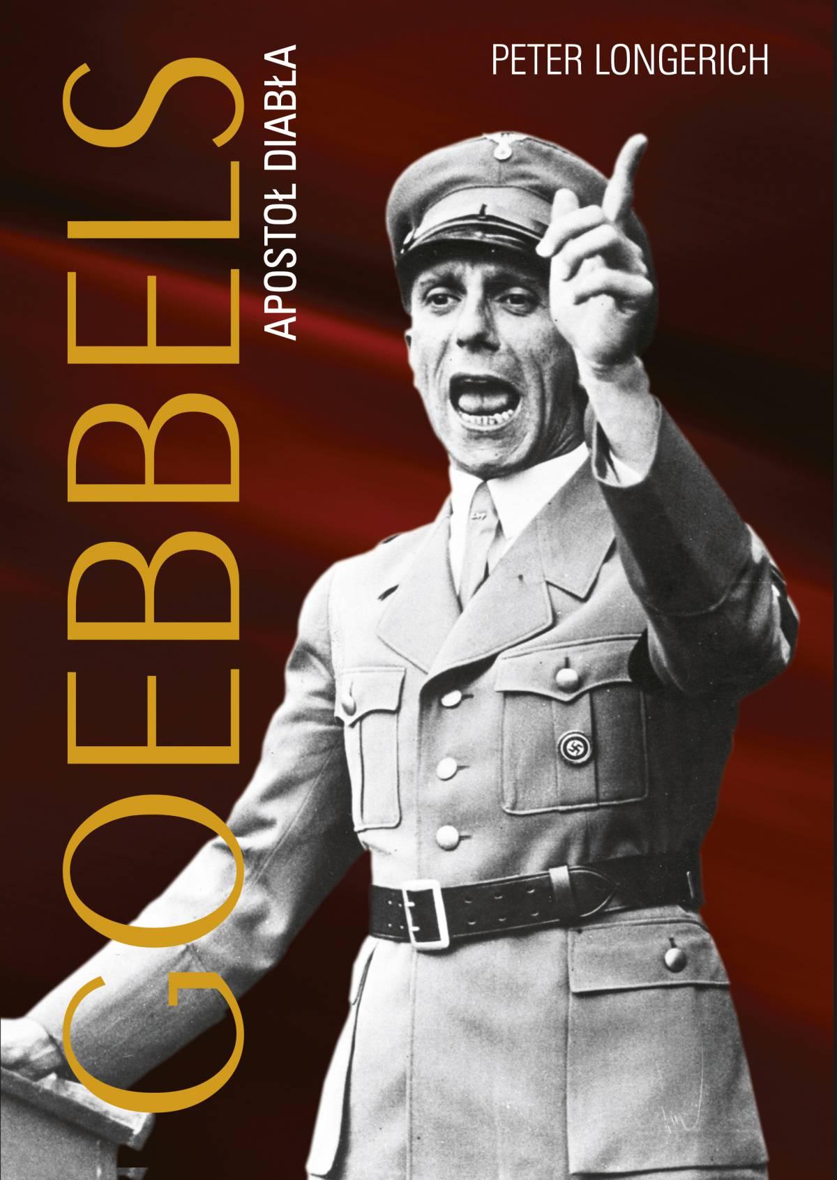 Goebbels. Apostoł diabła - Ebook (Książka EPUB) do pobrania w formacie EPUB