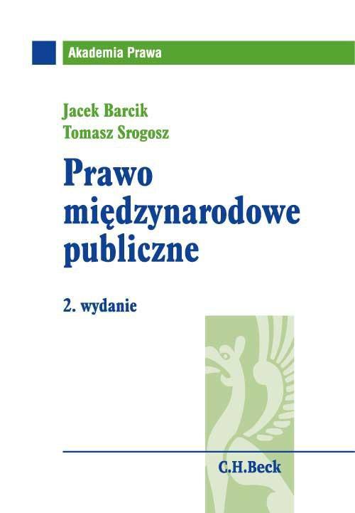 Prawo międzynarodowe publiczne. Wydanie 2 - Ebook (Książka PDF) do pobrania w formacie PDF