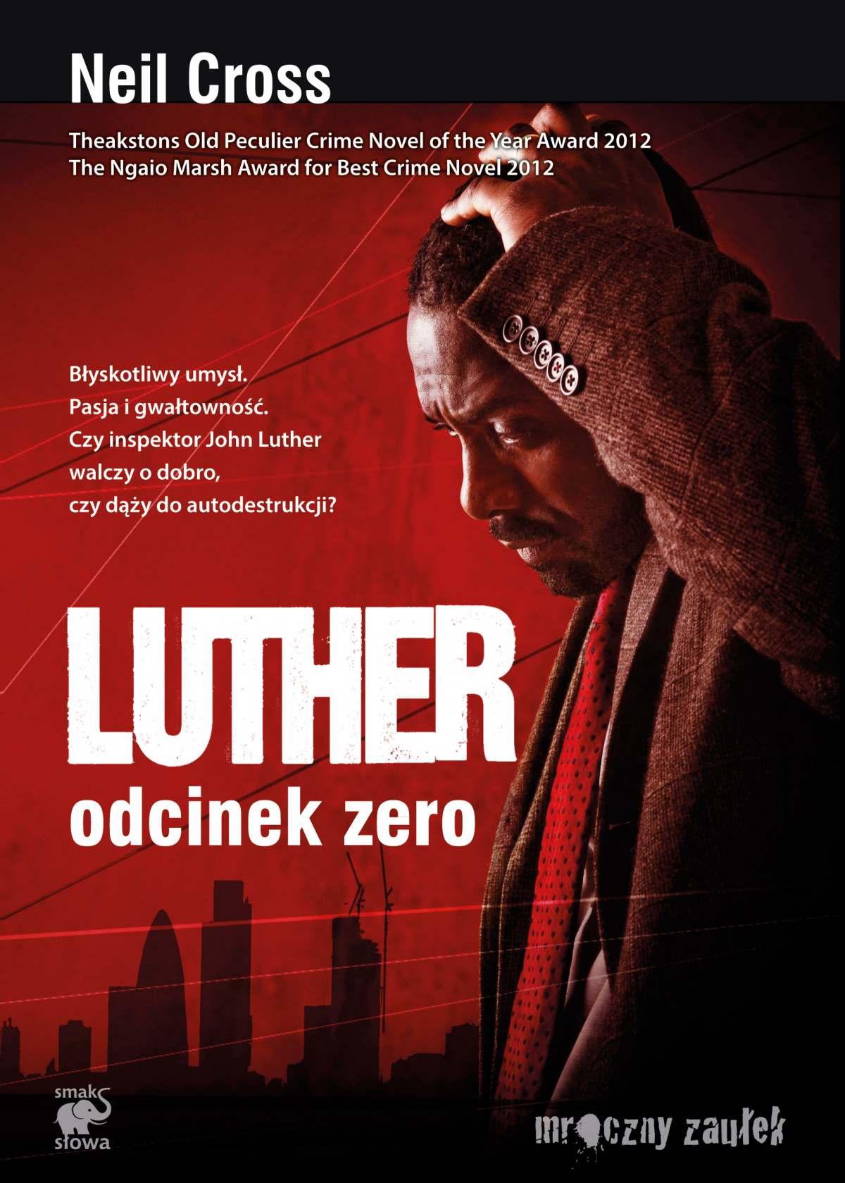 Luther. Odcinek zero - Ebook (Książka na Kindle) do pobrania w formacie MOBI
