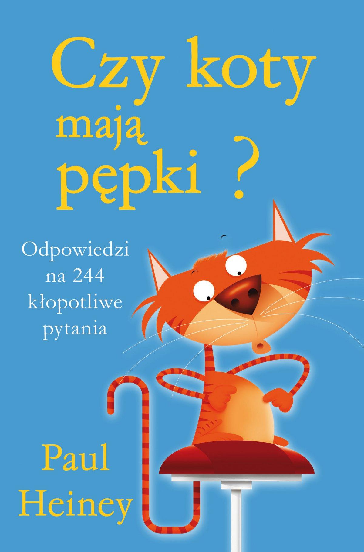 Czy koty mają pępki? - Ebook (Książka na Kindle) do pobrania w formacie MOBI