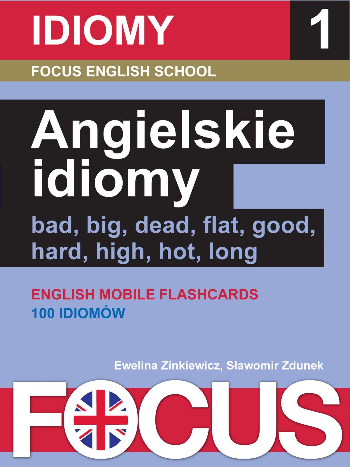 Angielskie idiomy. Zestaw 1 - Ebook (Książka PDF) do pobrania w formacie PDF