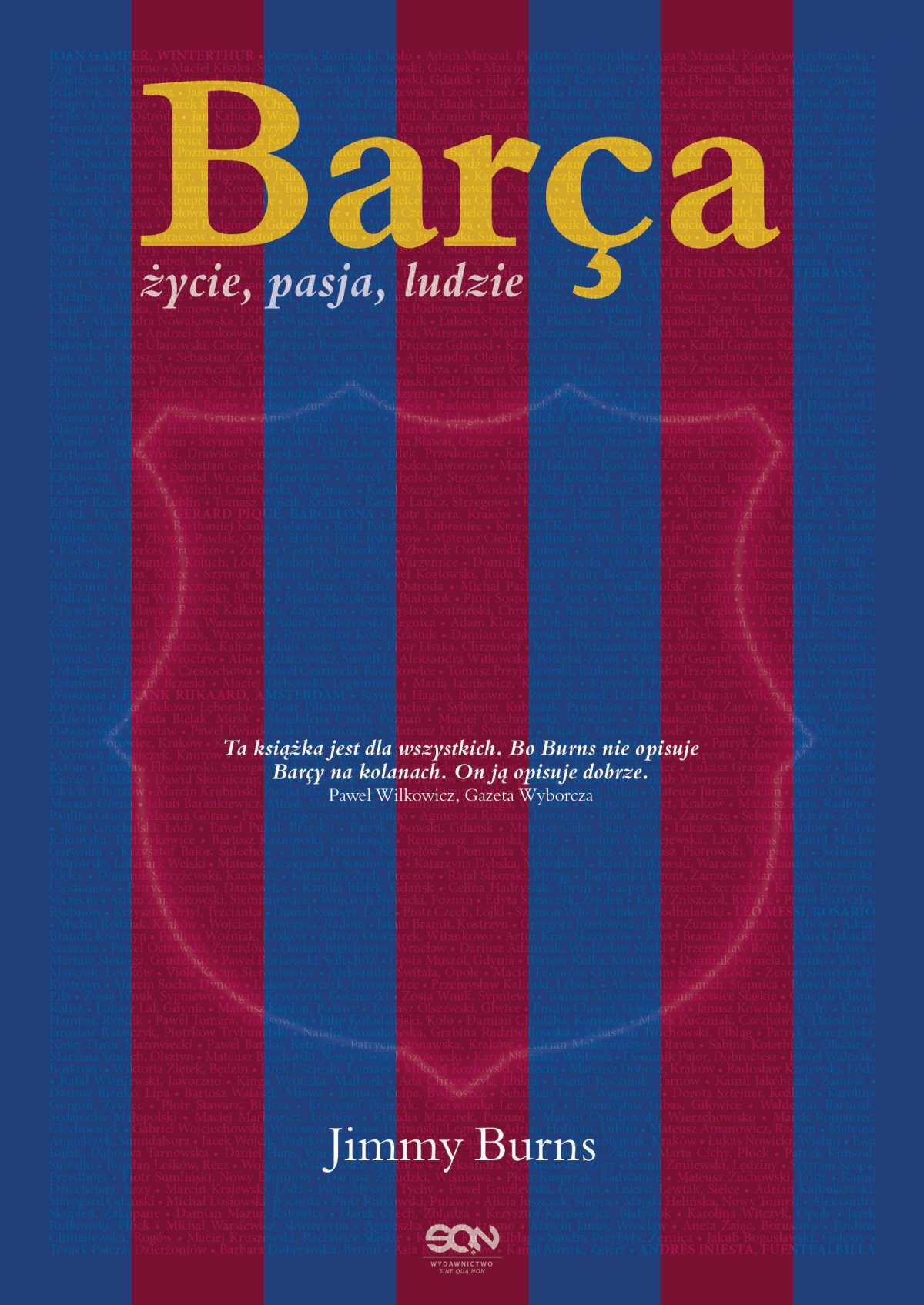 Barça. Życie, pasja, ludzie - Ebook (Książka EPUB) do pobrania w formacie EPUB