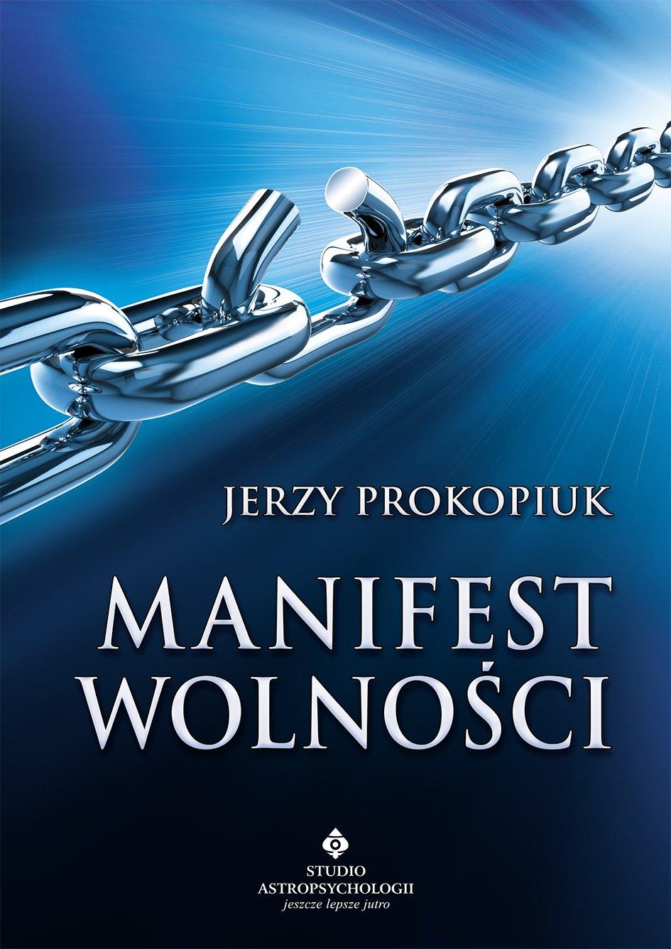 Manifest wolności - Ebook (Książka EPUB) do pobrania w formacie EPUB