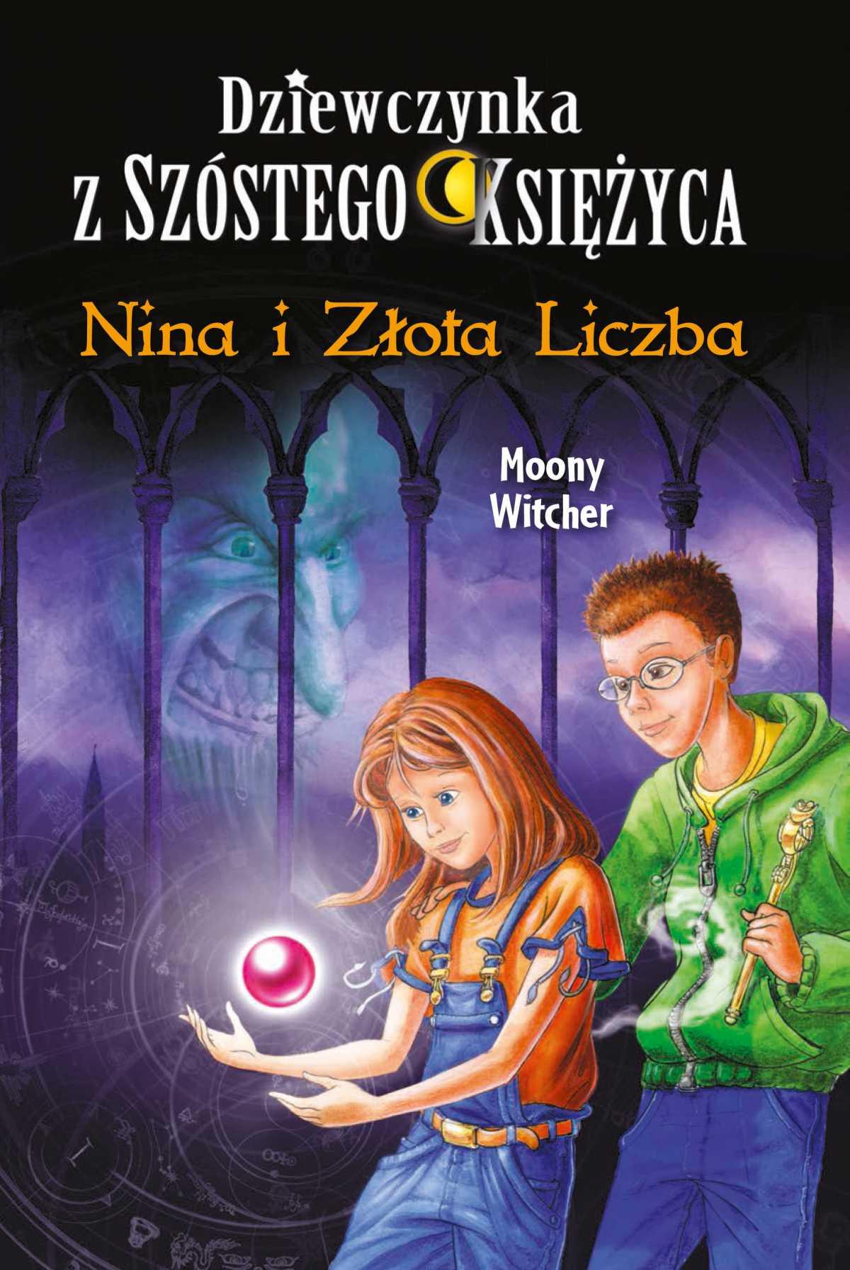 Nina i Złota Liczba - Ebook (Książka na Kindle) do pobrania w formacie MOBI