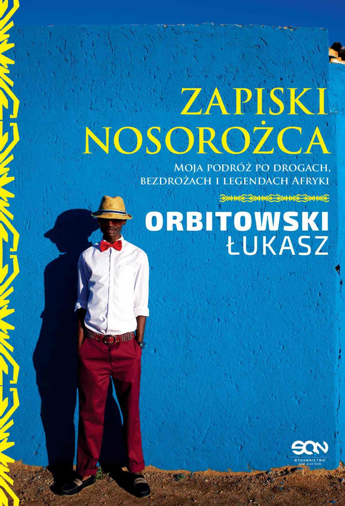 Zapiski Nosorożca - Ebook (Książka EPUB) do pobrania w formacie EPUB