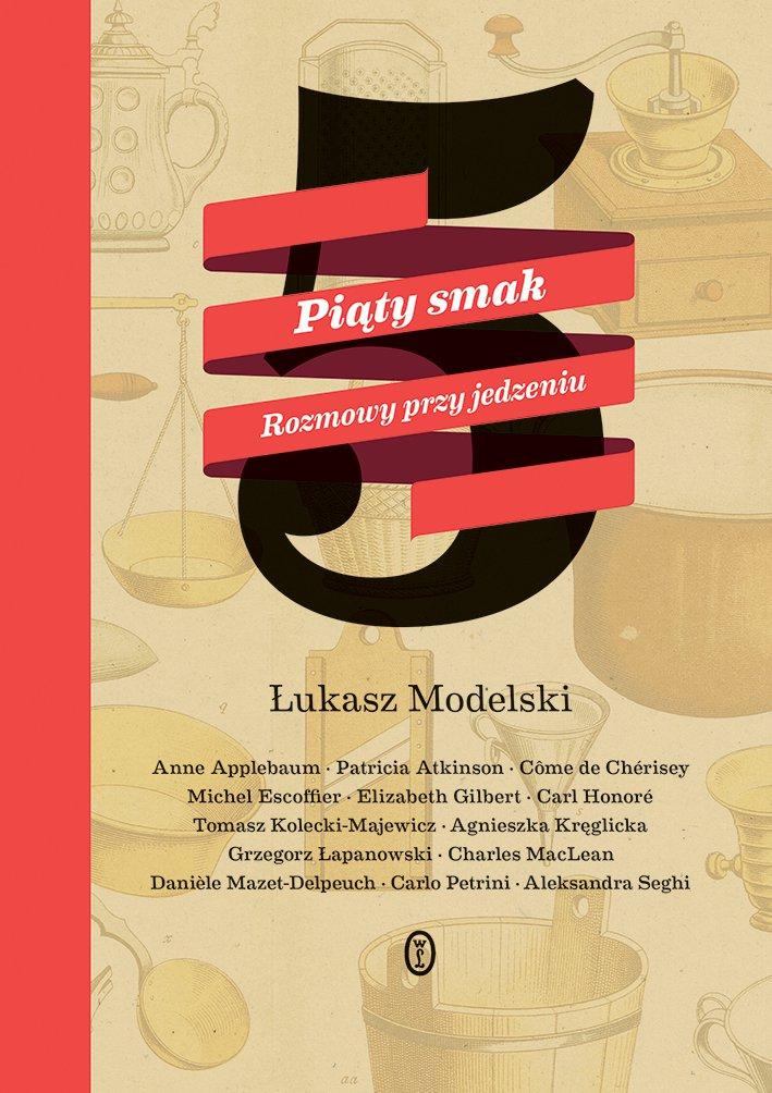 Piąty smak - Ebook (Książka na Kindle) do pobrania w formacie MOBI