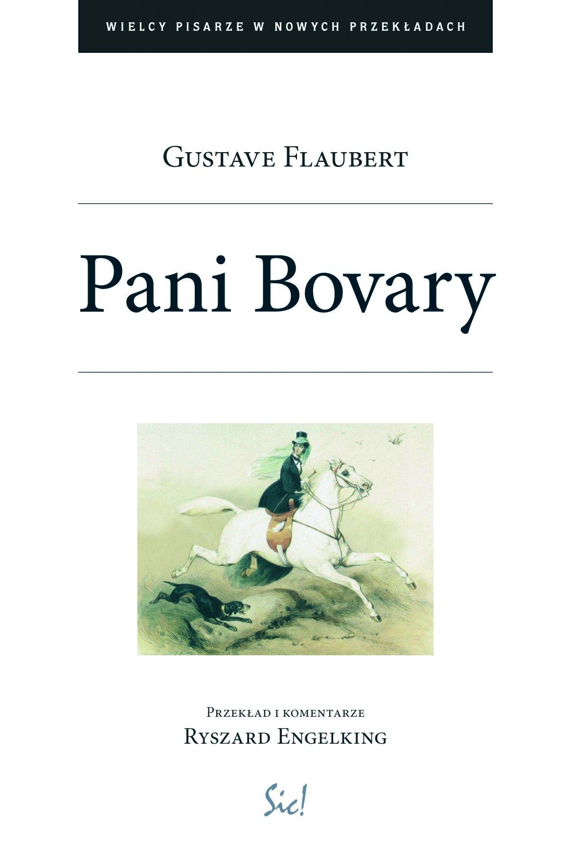 Pani Bovary - Ebook (Książka EPUB) do pobrania w formacie EPUB