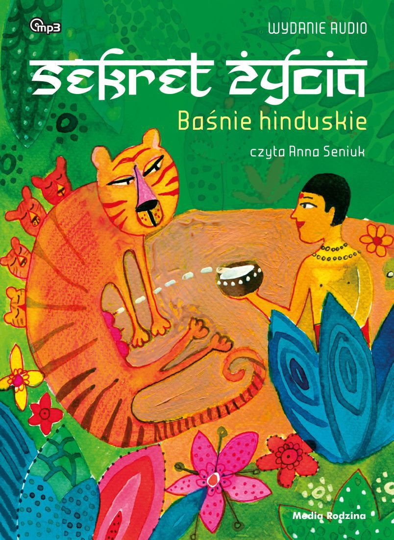 Baśnie hinduskie. Sekret życia - Audiobook (Książka audio MP3) do pobrania w całości w archiwum ZIP