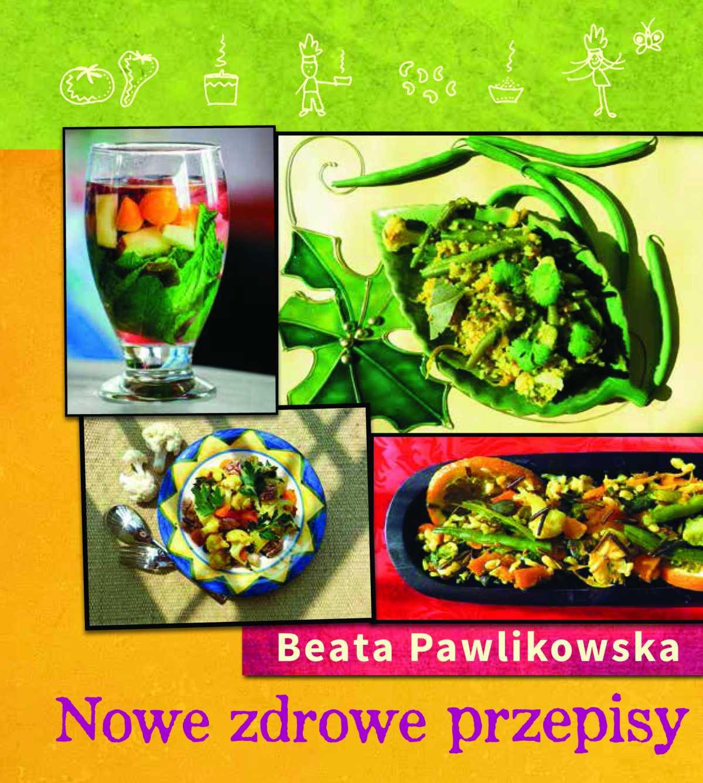 Nowe zdrowe przepisy - Ebook (Książka EPUB) do pobrania w formacie EPUB