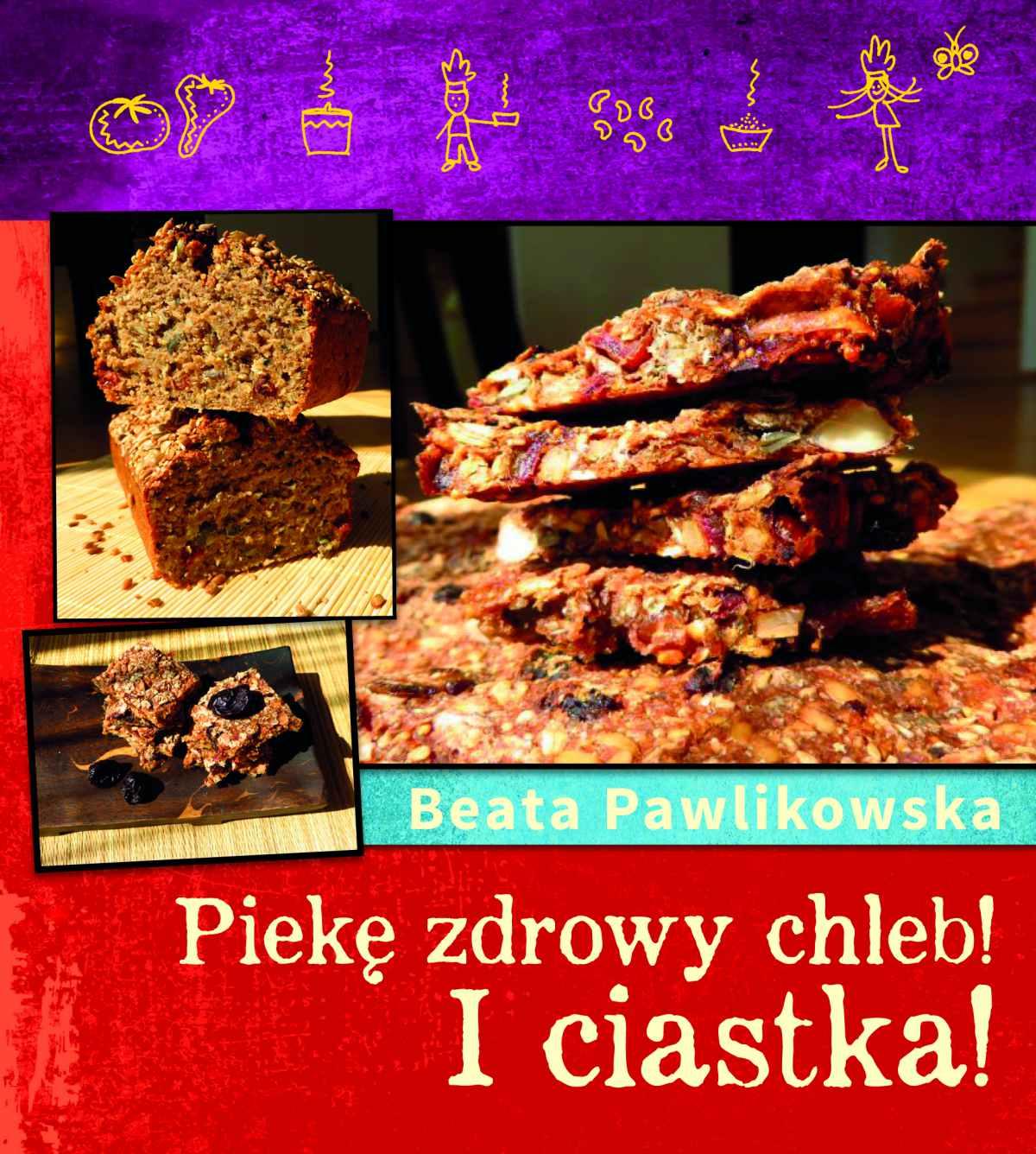 Piekę chleb i ciastka - Ebook (Książka EPUB) do pobrania w formacie EPUB